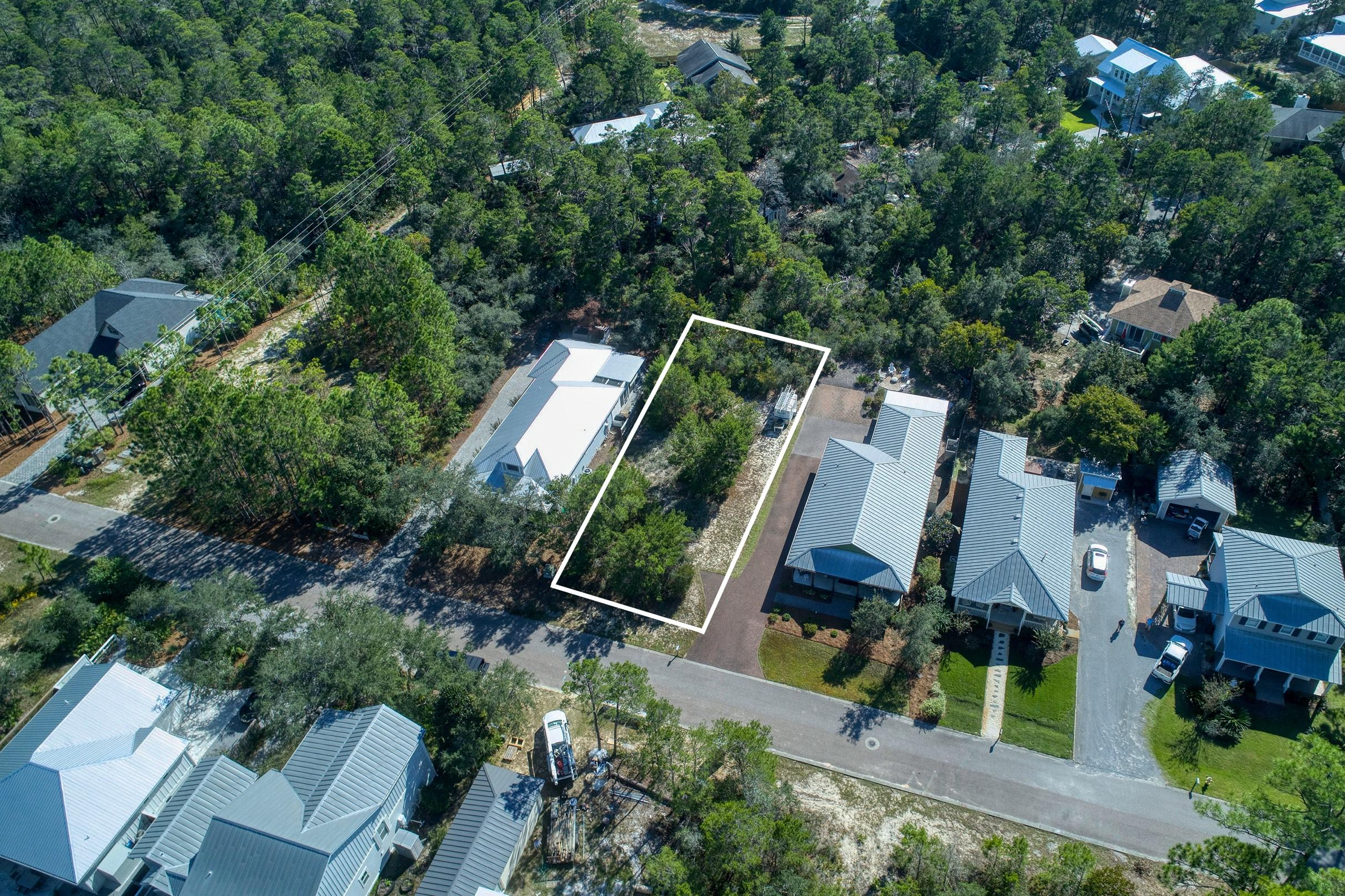 Photo of home for sale at Lot 8 Spotted Dolphin Road, Santa Rosa Beach FL