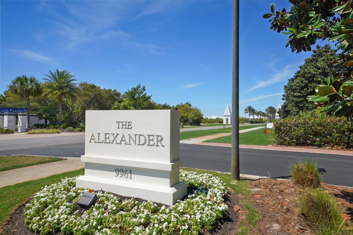 Photo of home for sale at 9961 Co Highway 30-A, Inlet Beach FL
