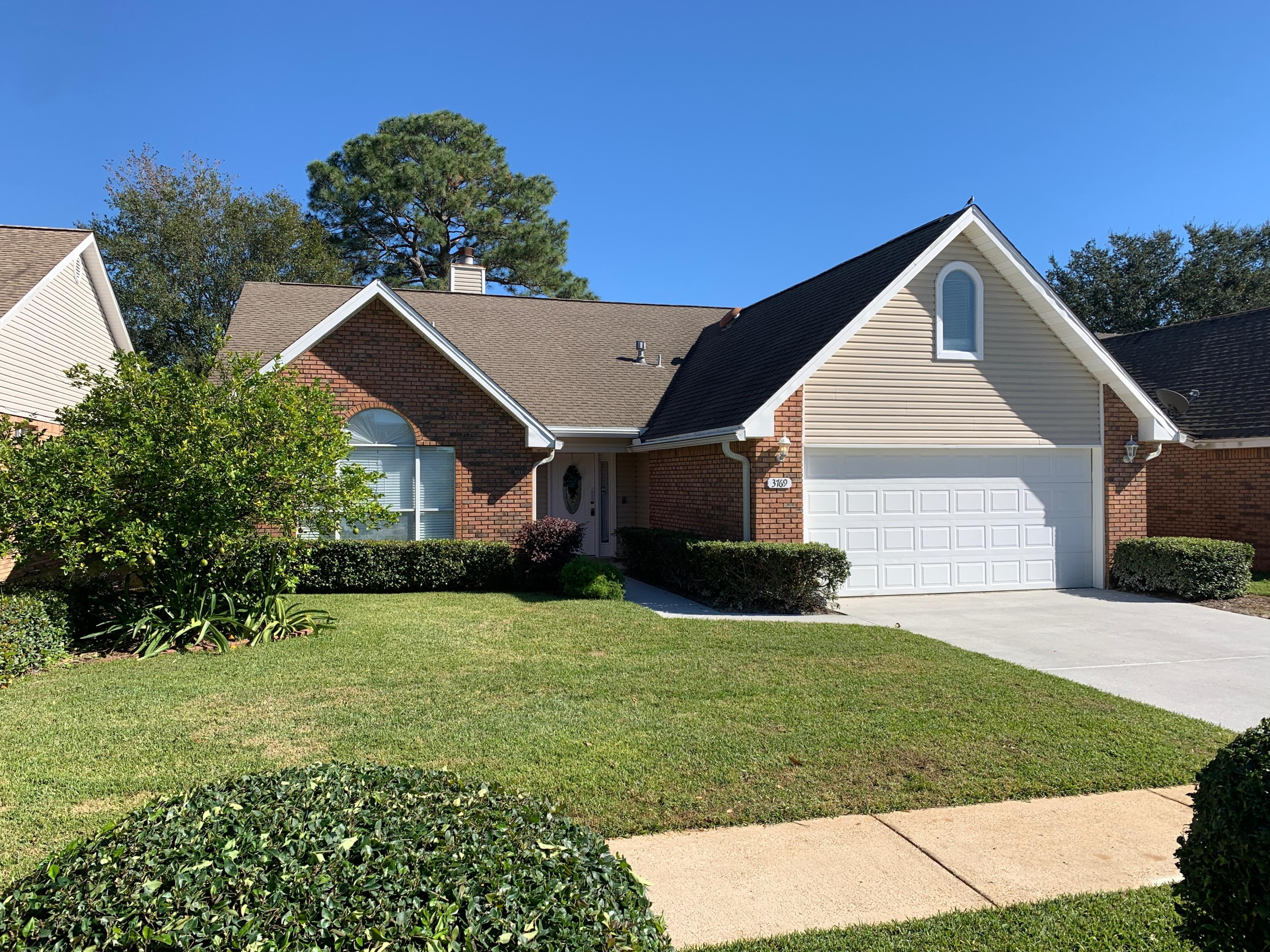 Photo of home for sale at 3769 Misty, Destin FL