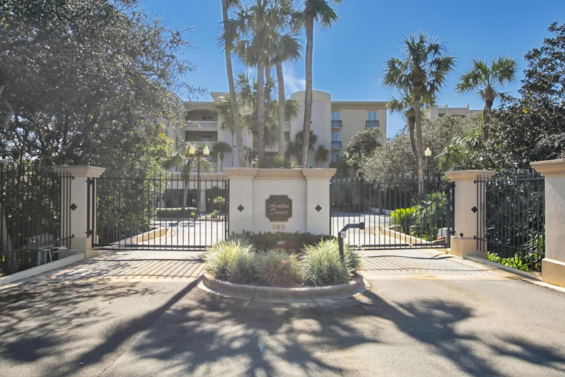 Photo of home for sale at 599 Scenic Gulf, Miramar Beach FL