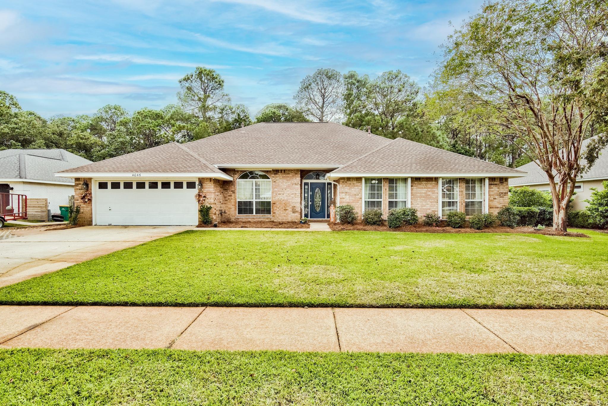 Photo of home for sale at 4046 Lauren, Destin FL