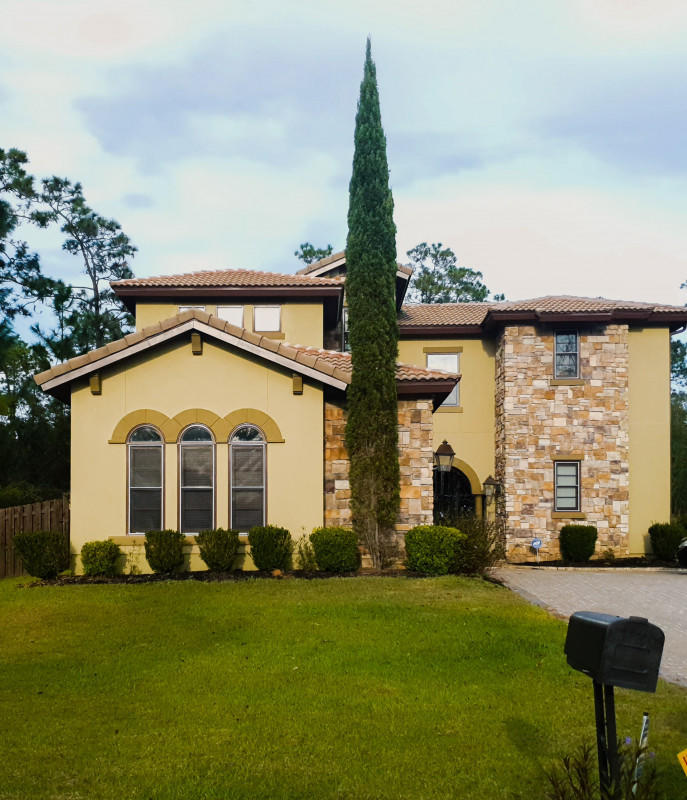 Photo of home for sale at 6503 Torrey Pines Trace, Laurel Hill FL