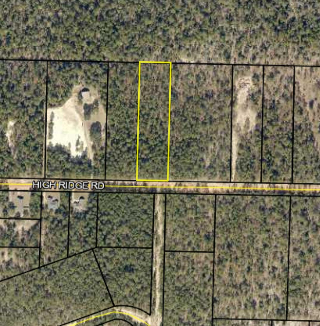 Photo of home for sale at xxx High Ridge Rd, Crestview FL