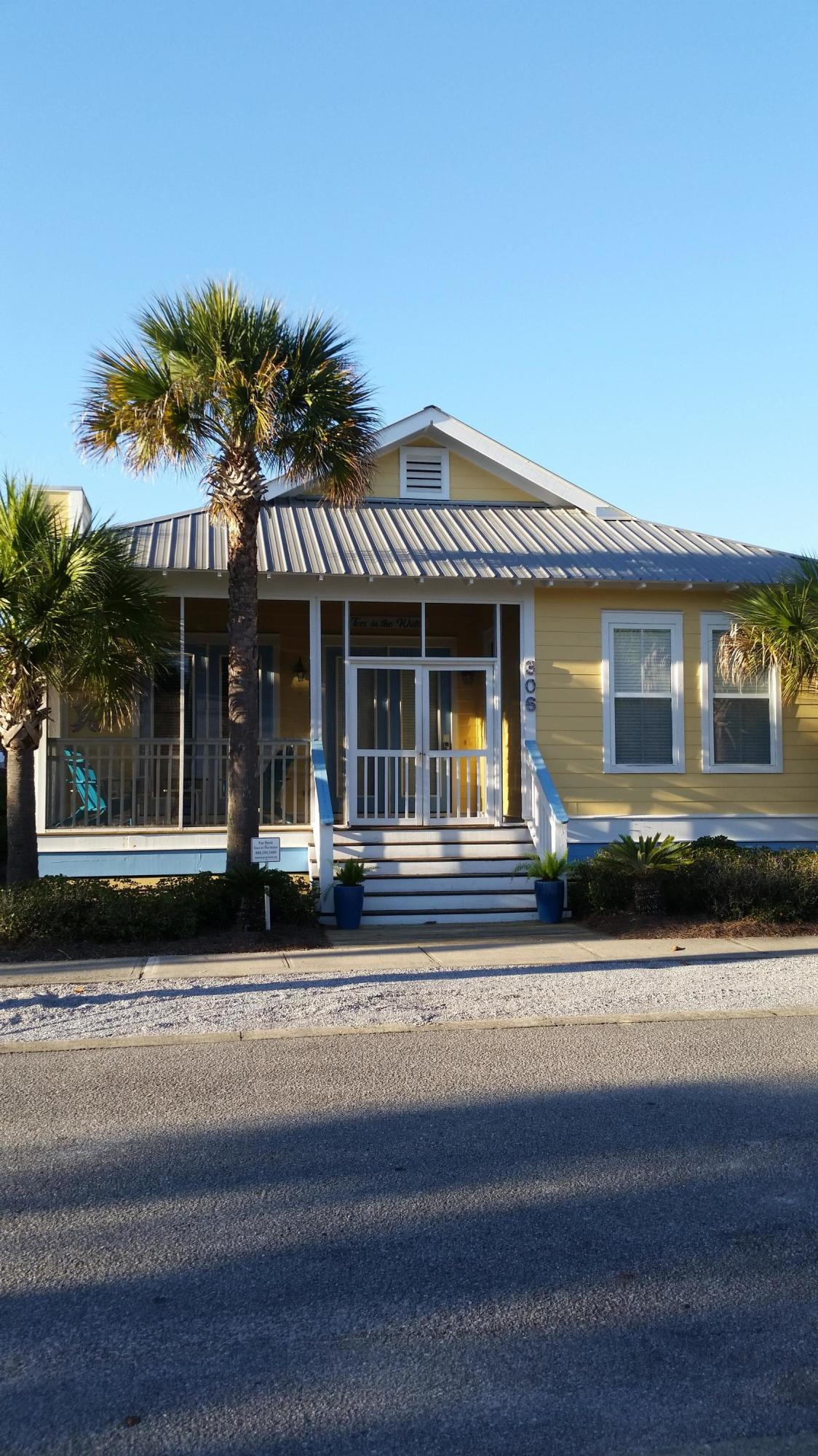 Photo of home for sale at 306 Beach Bike Way, Seacrest FL