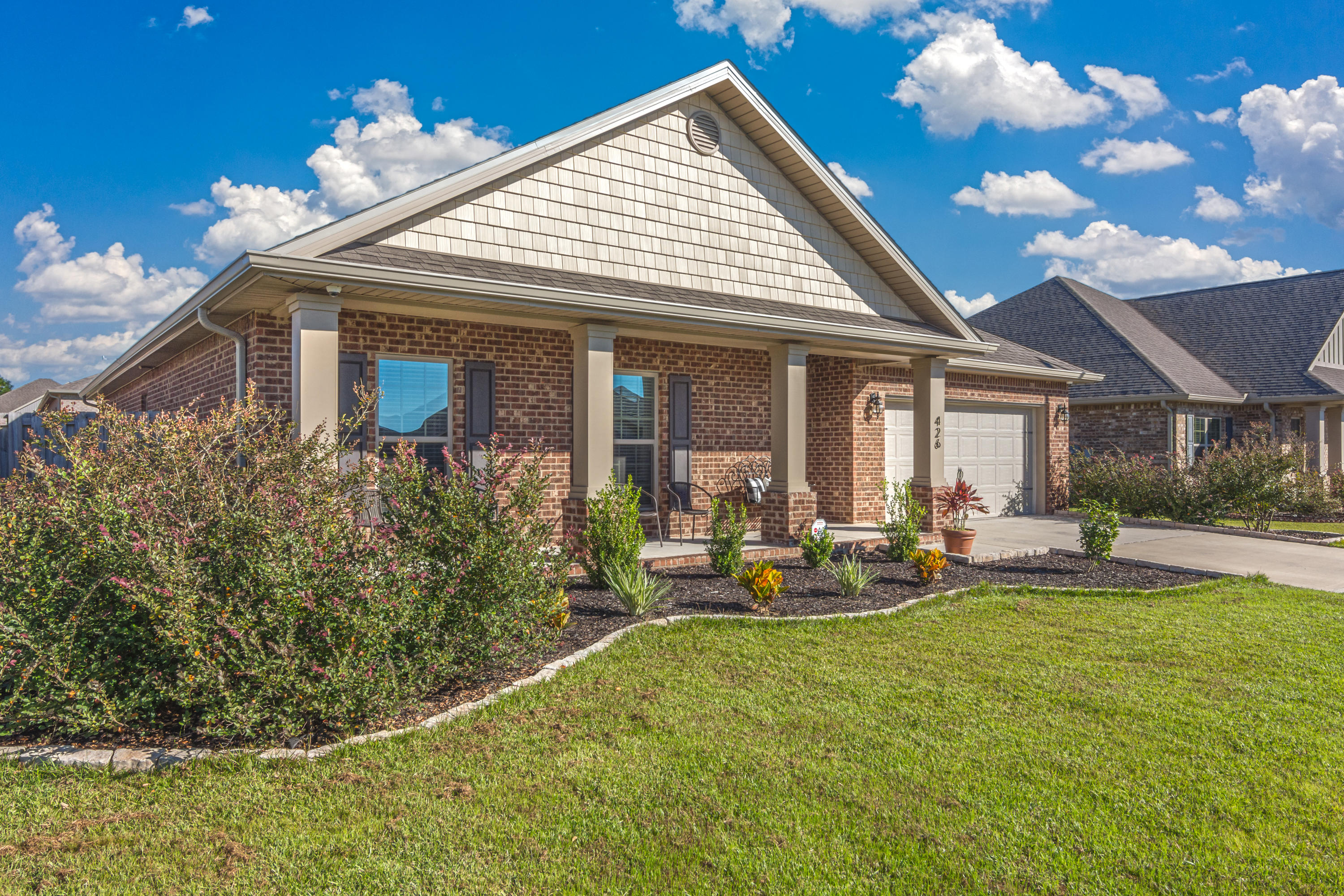 Photo of home for sale at 426 Chickadee, Crestview FL