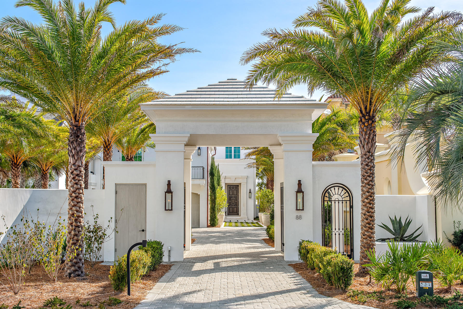 Photo of home for sale at 88 Paradise By The Sea, Inlet Beach FL