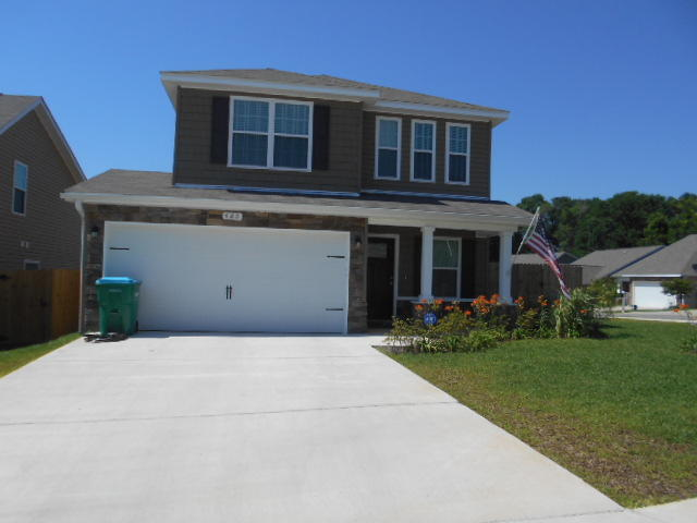 Photo of home for sale at 485 Eisenhower, Crestview FL