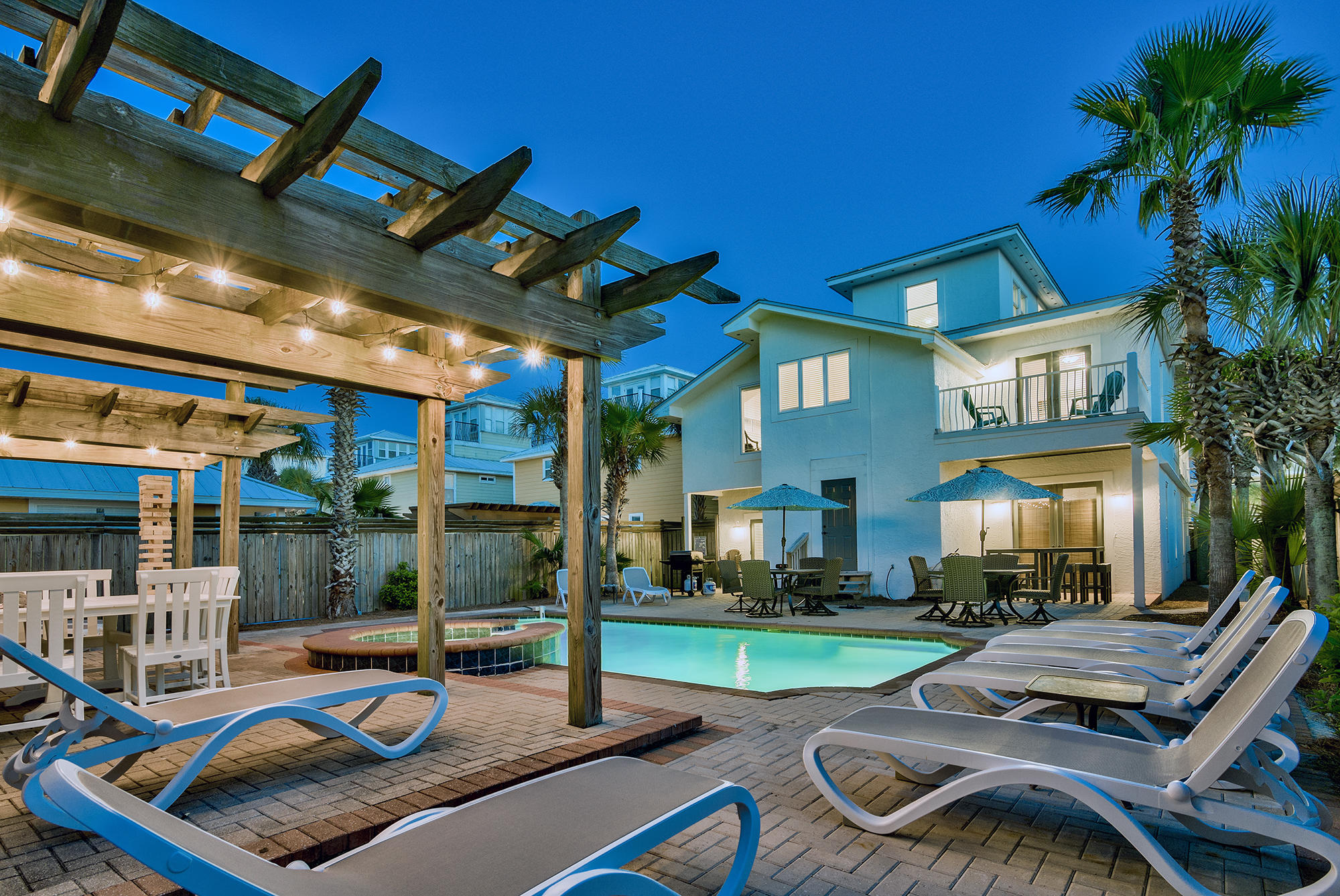 Photo of home for sale at 2825 Scenic Highway 98, Destin FL