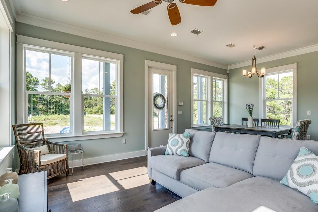 Photo of home for sale at LOT 8 Valdare, Inlet Beach FL