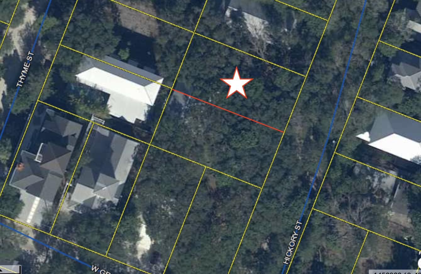 Photo of home for sale at 115-Lot B Hickory, Santa Rosa Beach FL