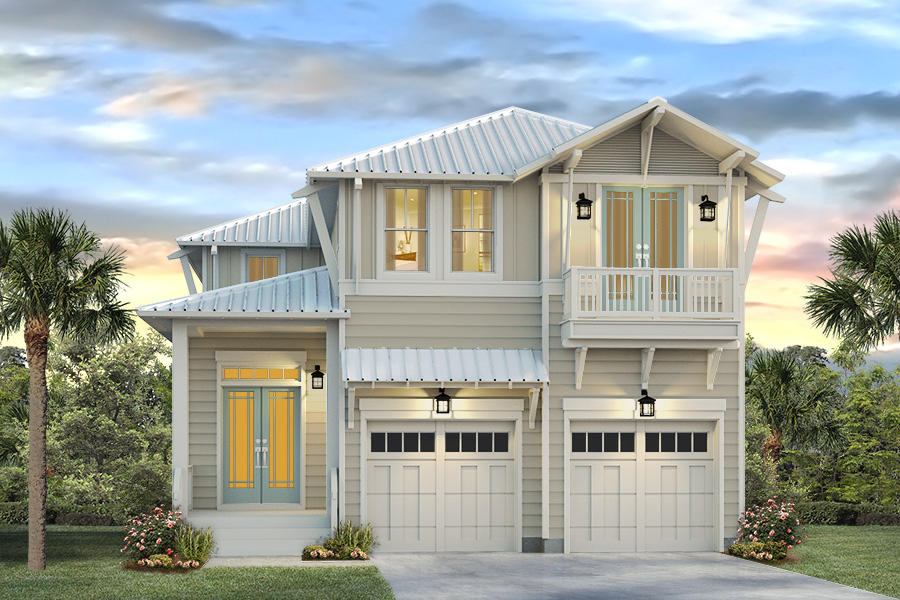 Photo of home for sale at 97 Siasconset, Inlet Beach FL