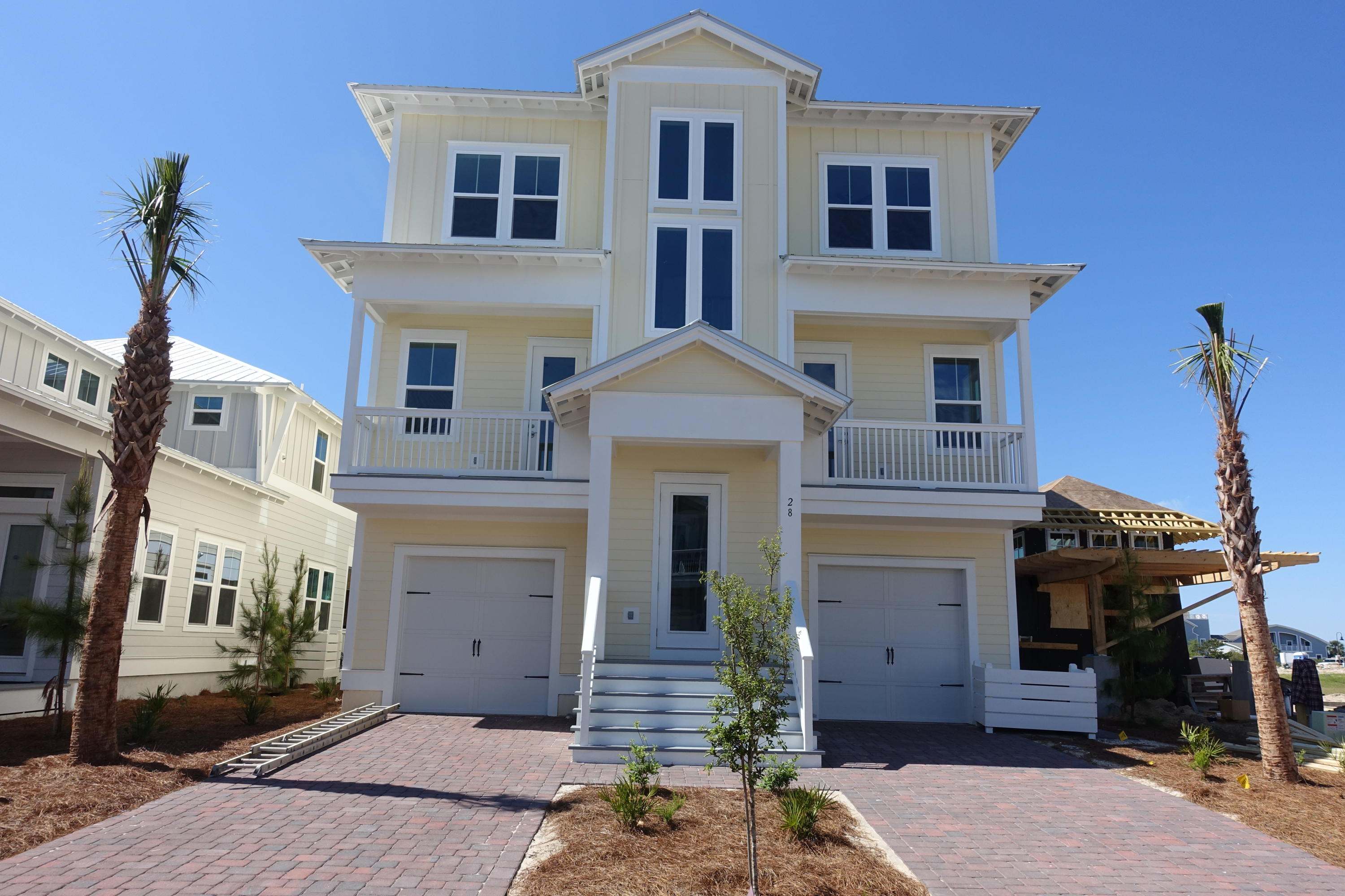 Photo of home for sale at 105 Siasconset, Inlet Beach FL