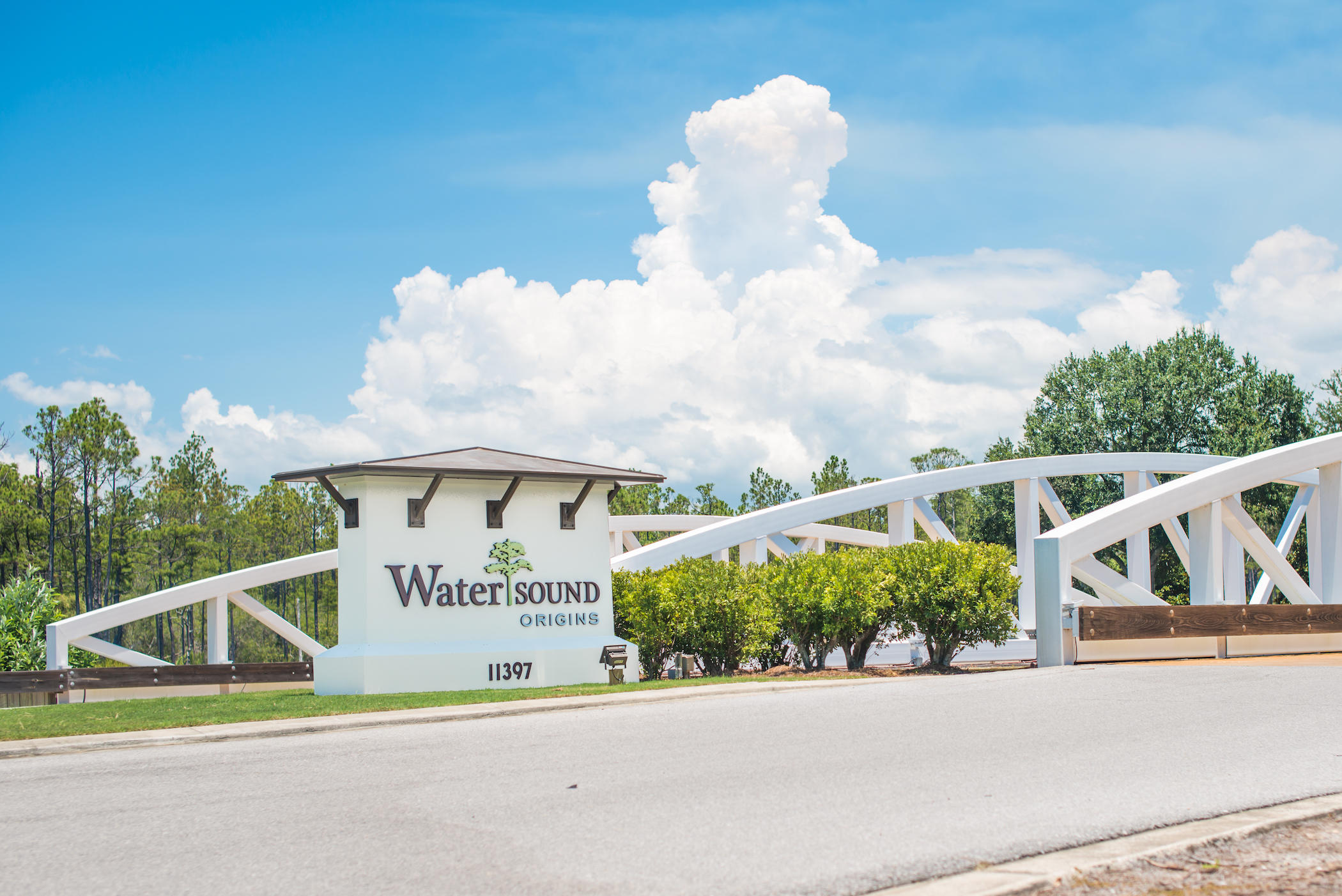 Photo of home for sale at TBD Catface Drive, Watersound FL
