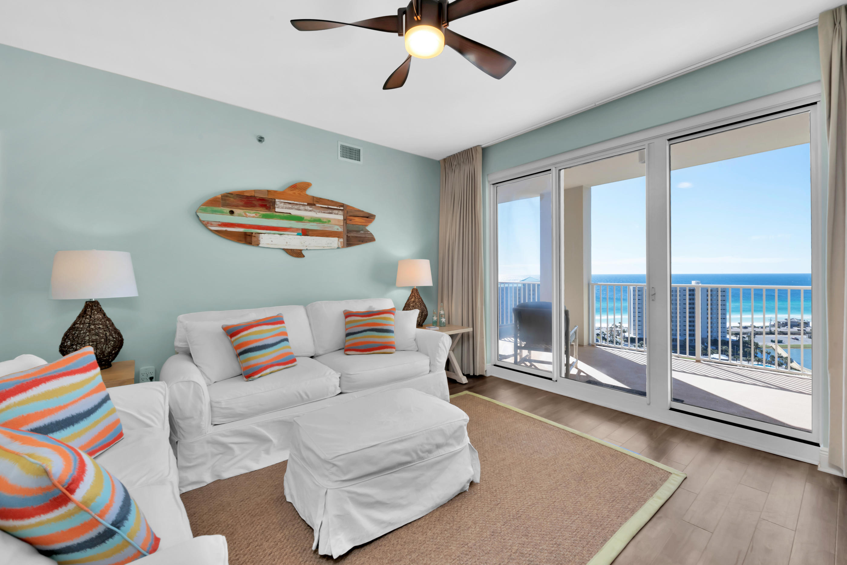 Photo of home for sale at 122 Seascape, Miramar Beach FL
