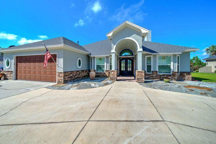 Photo of home for sale at 105 Golf, Panama City Beach FL