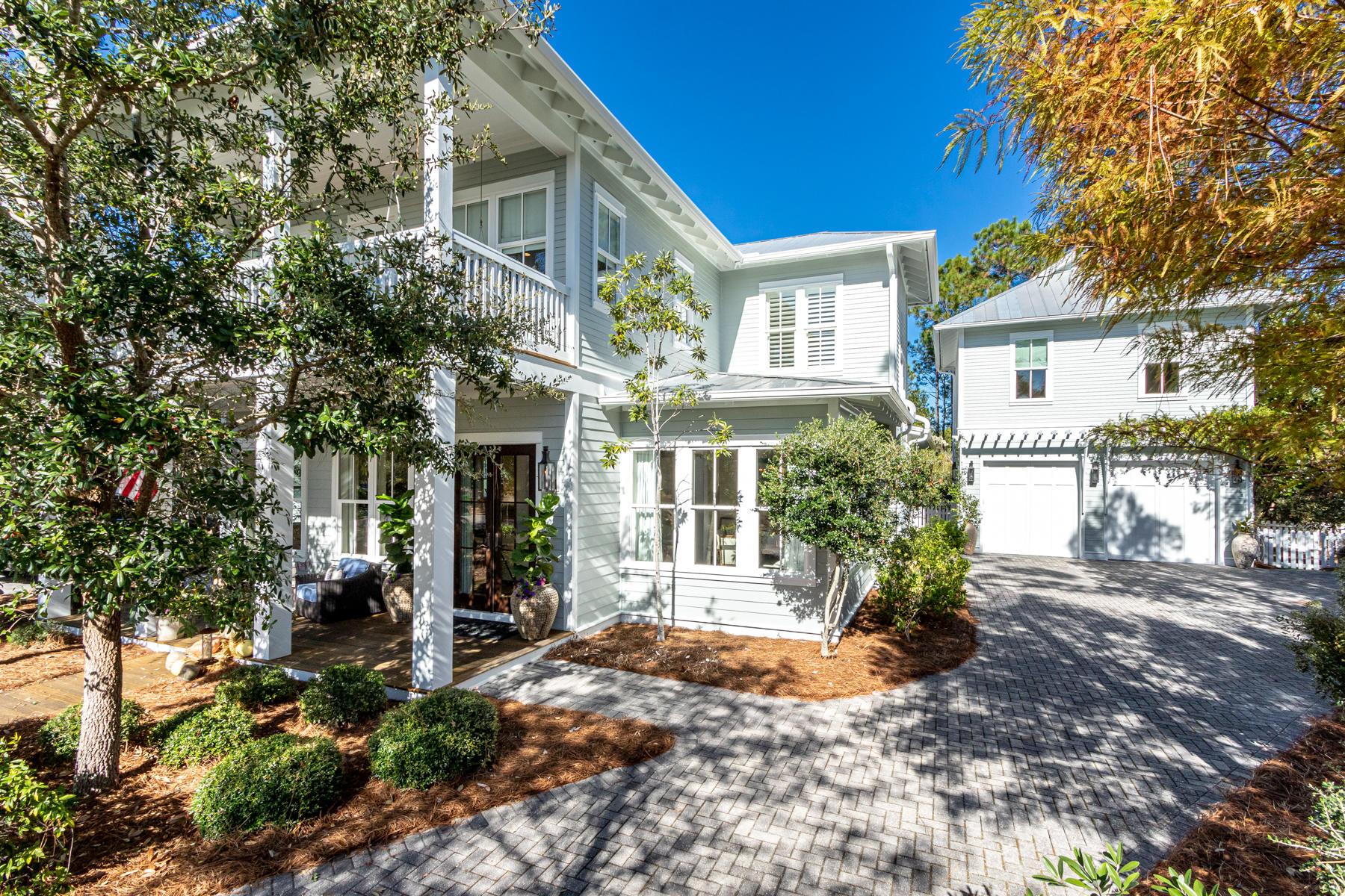 Photo of home for sale at 107 Sunflower, Santa Rosa Beach FL