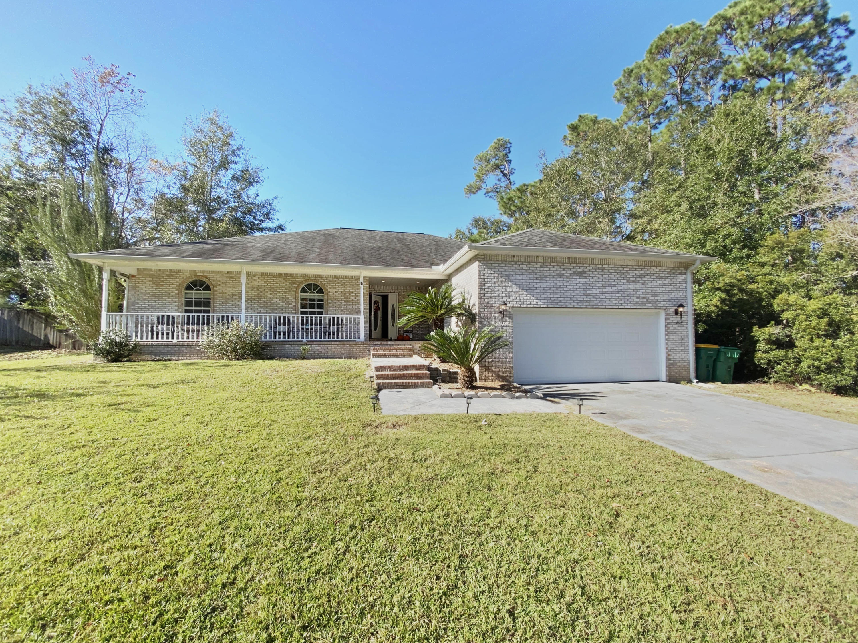 Photo of home for sale at 209 Golf Course, Crestview FL