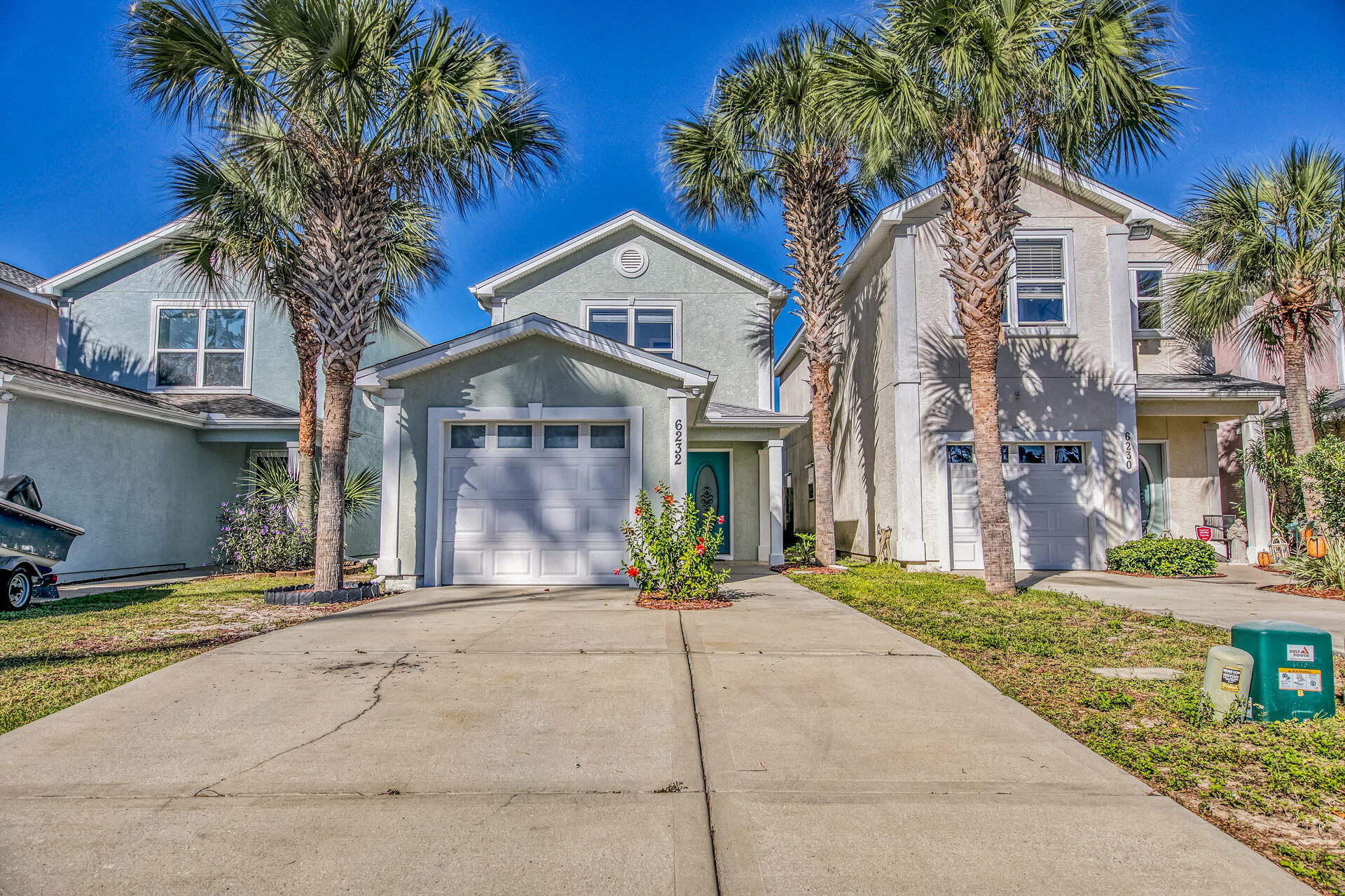 Photo of home for sale at 6232 Sunset, Panama City Beach FL