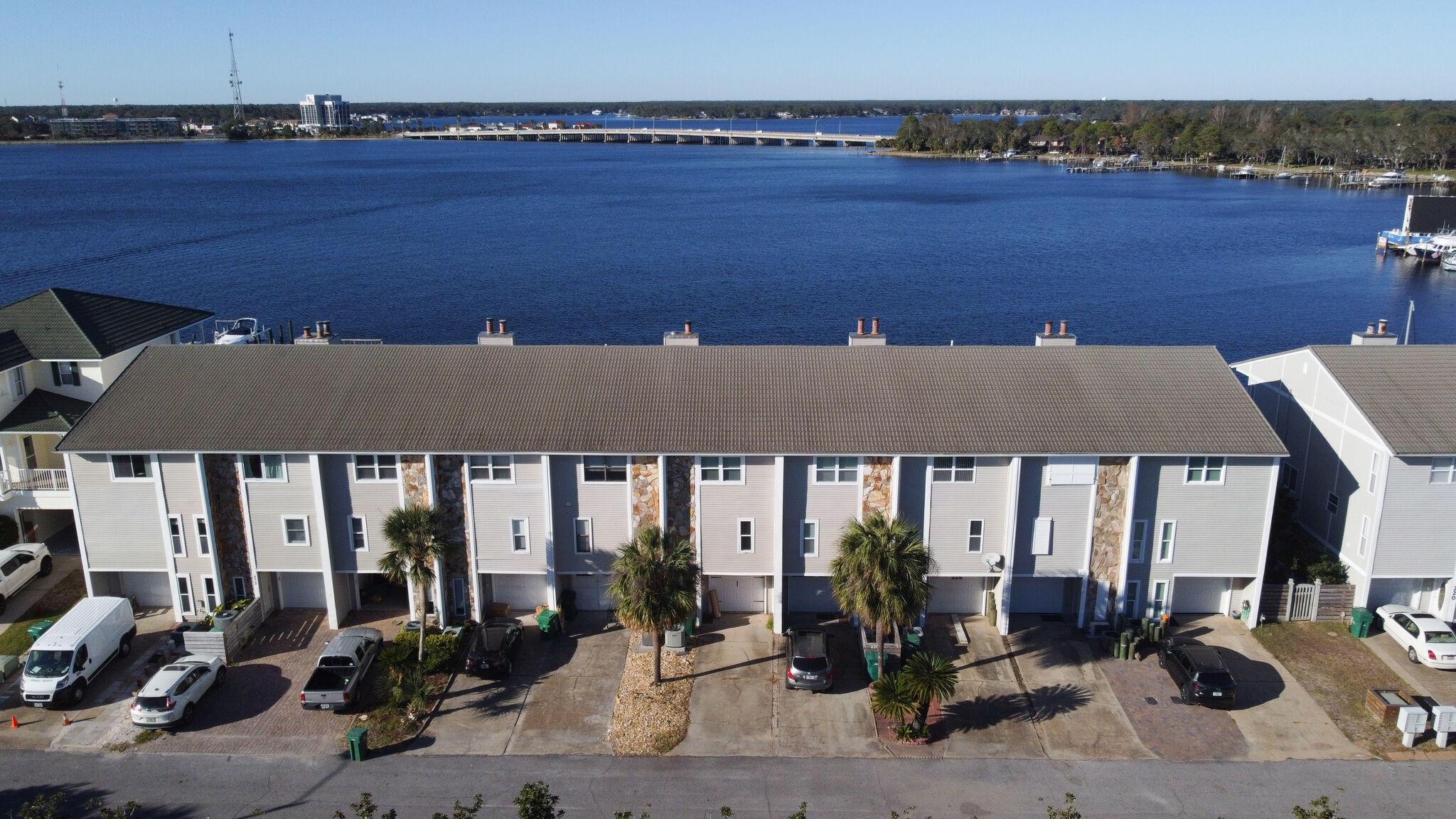 Photo of home for sale at 224 Snug Harbor, Shalimar FL