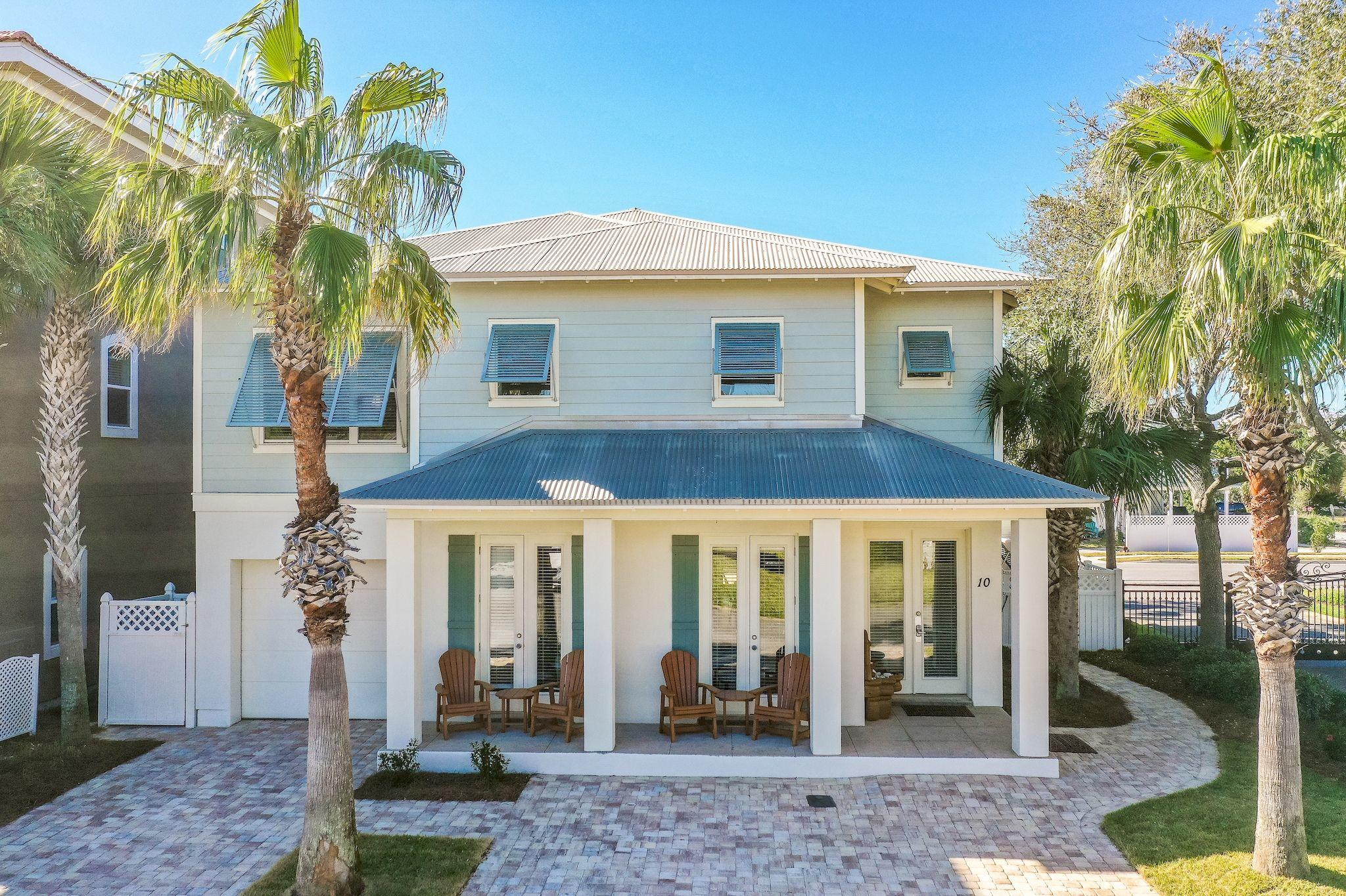 Photo of home for sale at 10 Saint Francis, Destin FL