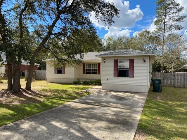 Photo of home for sale at 7269 Bogey, Milton FL