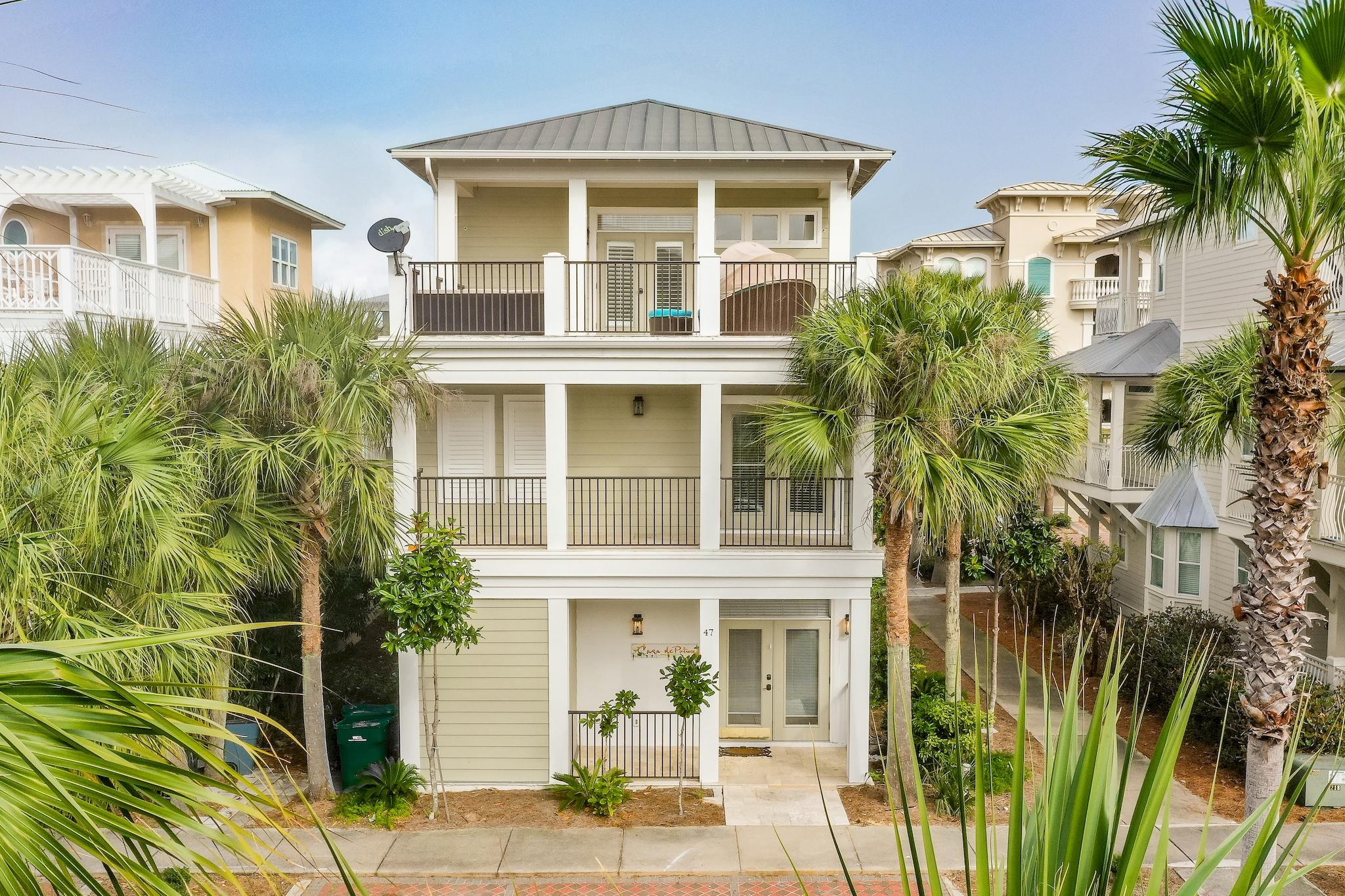 Photo of home for sale at 47 Seacrest Beach, Inlet Beach FL