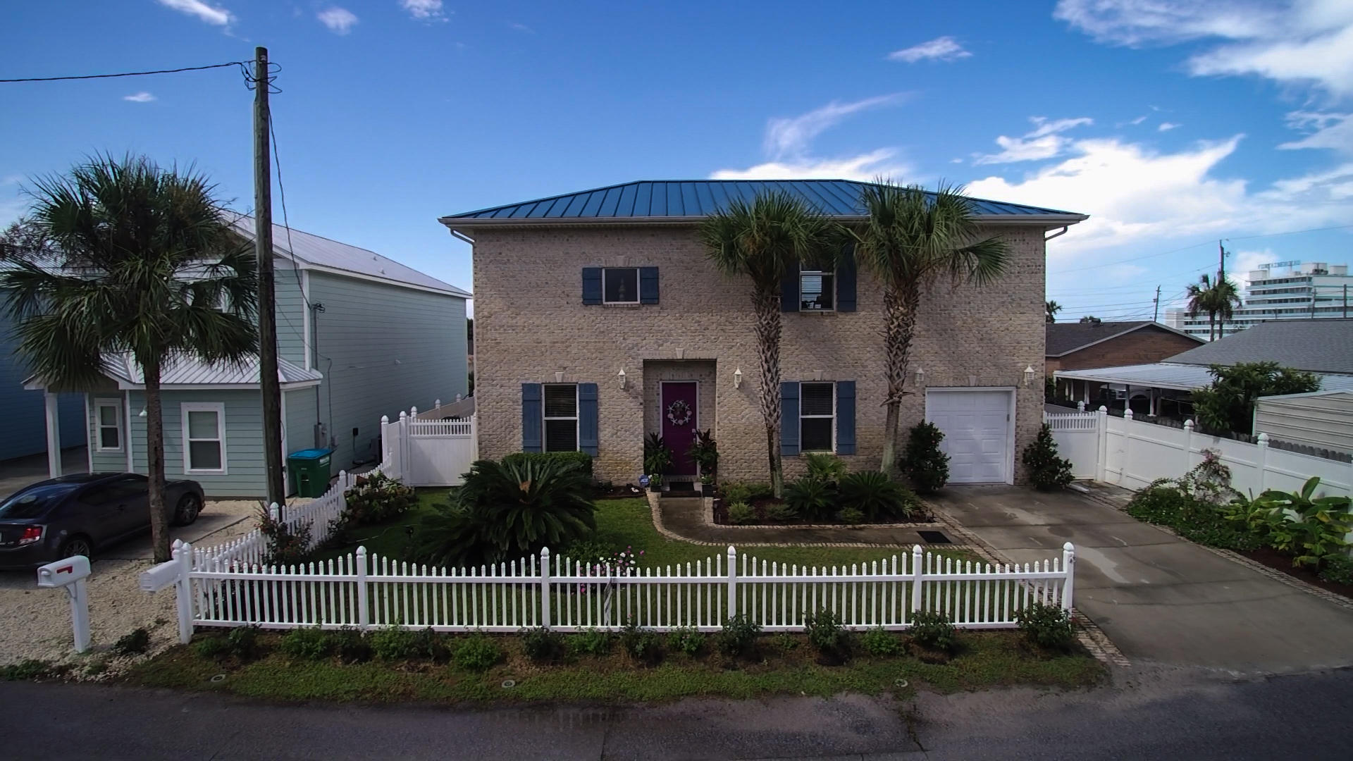 Photo of home for sale at 14205 Millcole, Panama City Beach FL