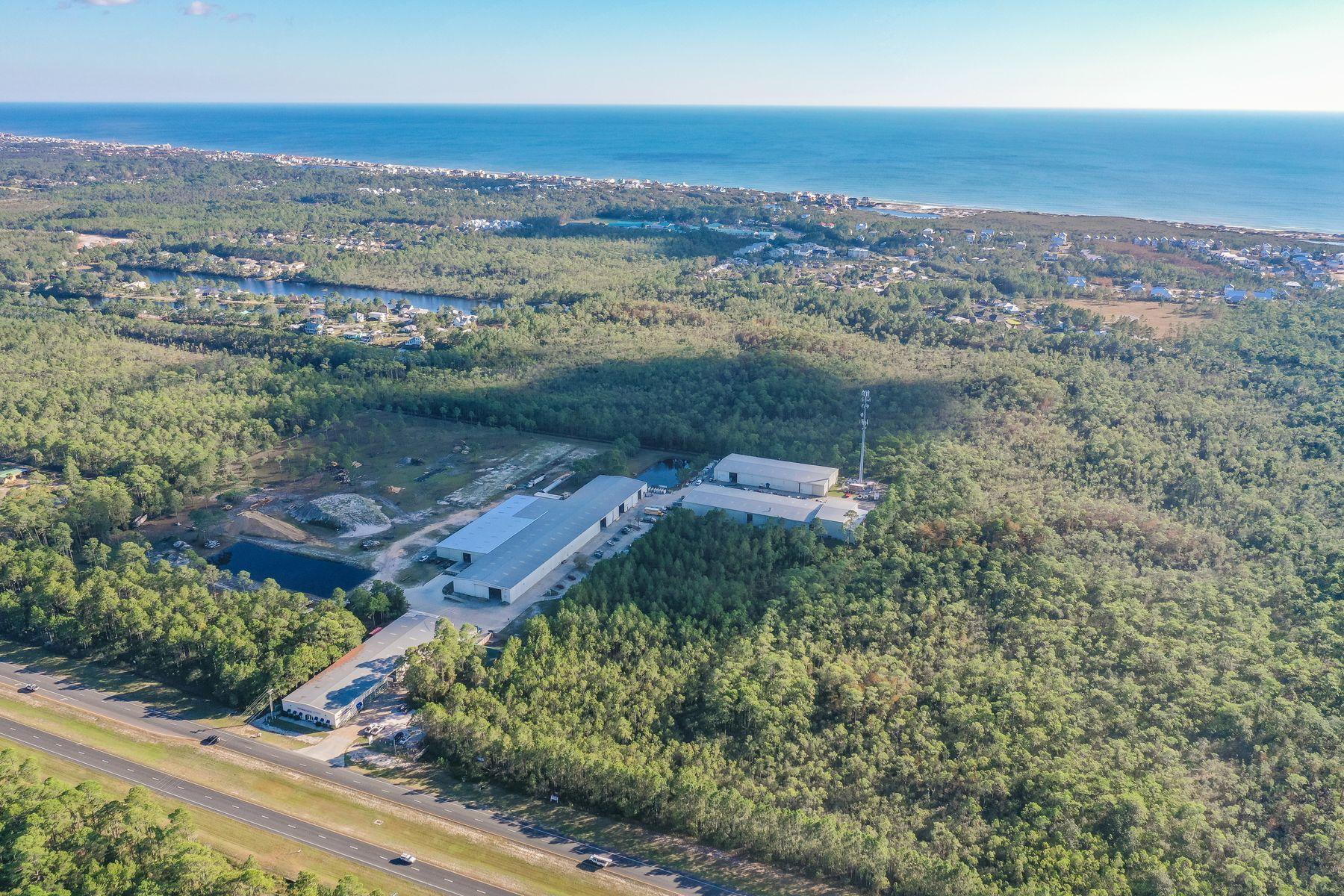 Photo of home for sale at 5201 Us-98, Santa Rosa Beach FL