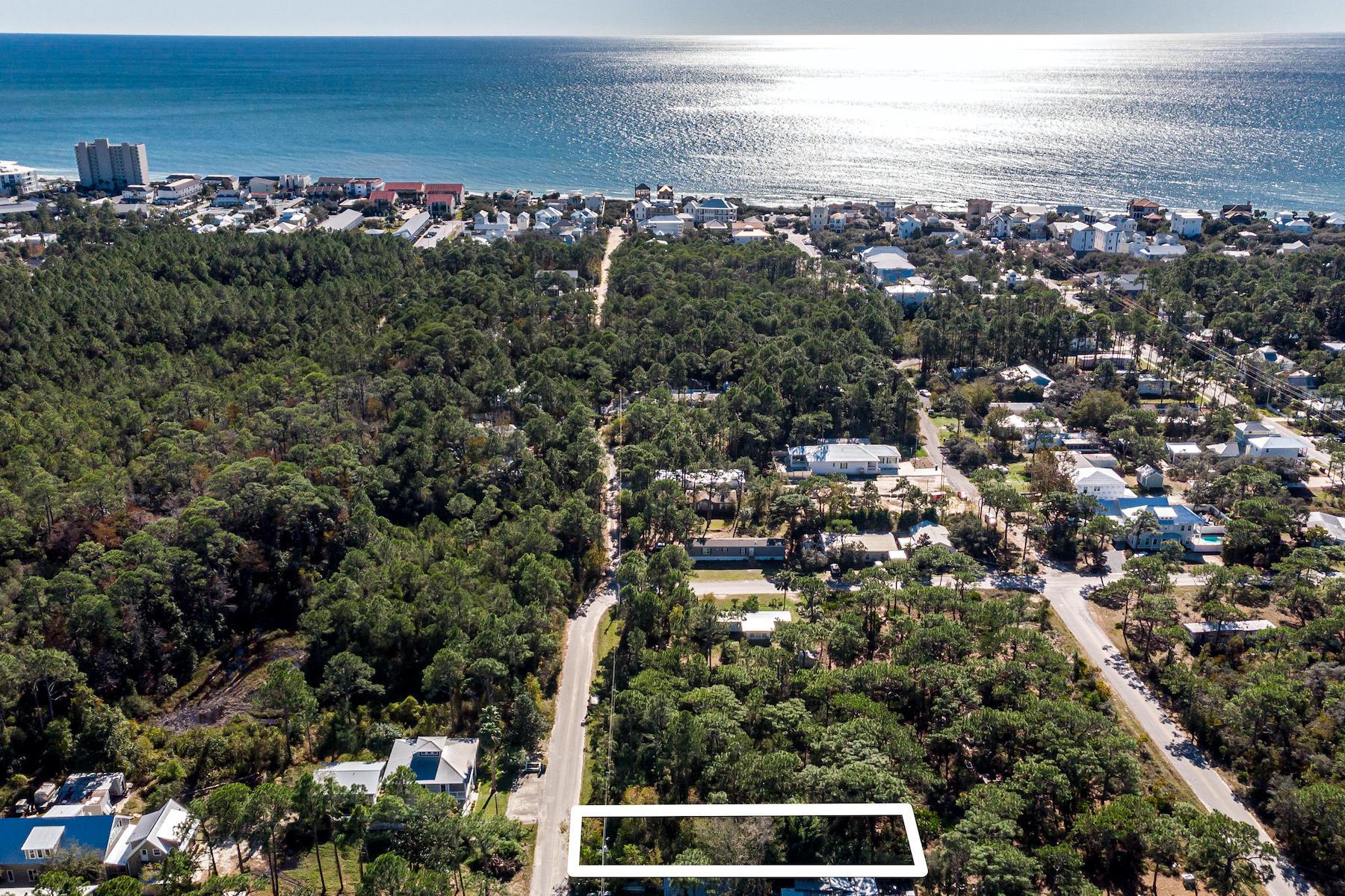 Photo of home for sale at Lot7 Blk7 Elm, Santa Rosa Beach FL