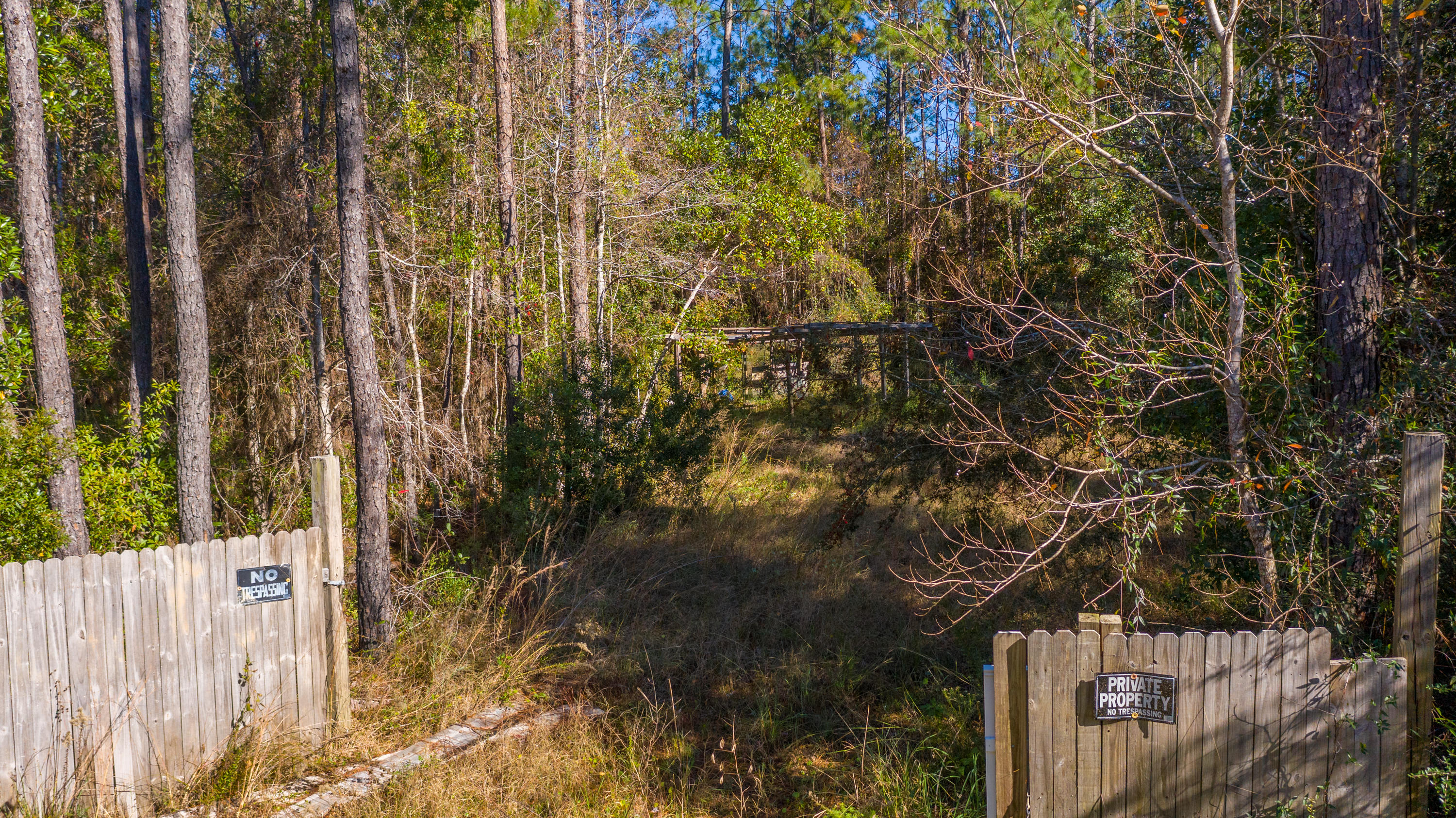 Photo of home for sale at TBD Wells Beach, Navarre FL