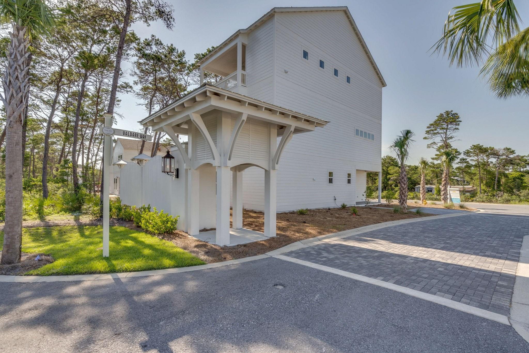 Photo of home for sale at 33 Valdare, Rosemary Beach FL