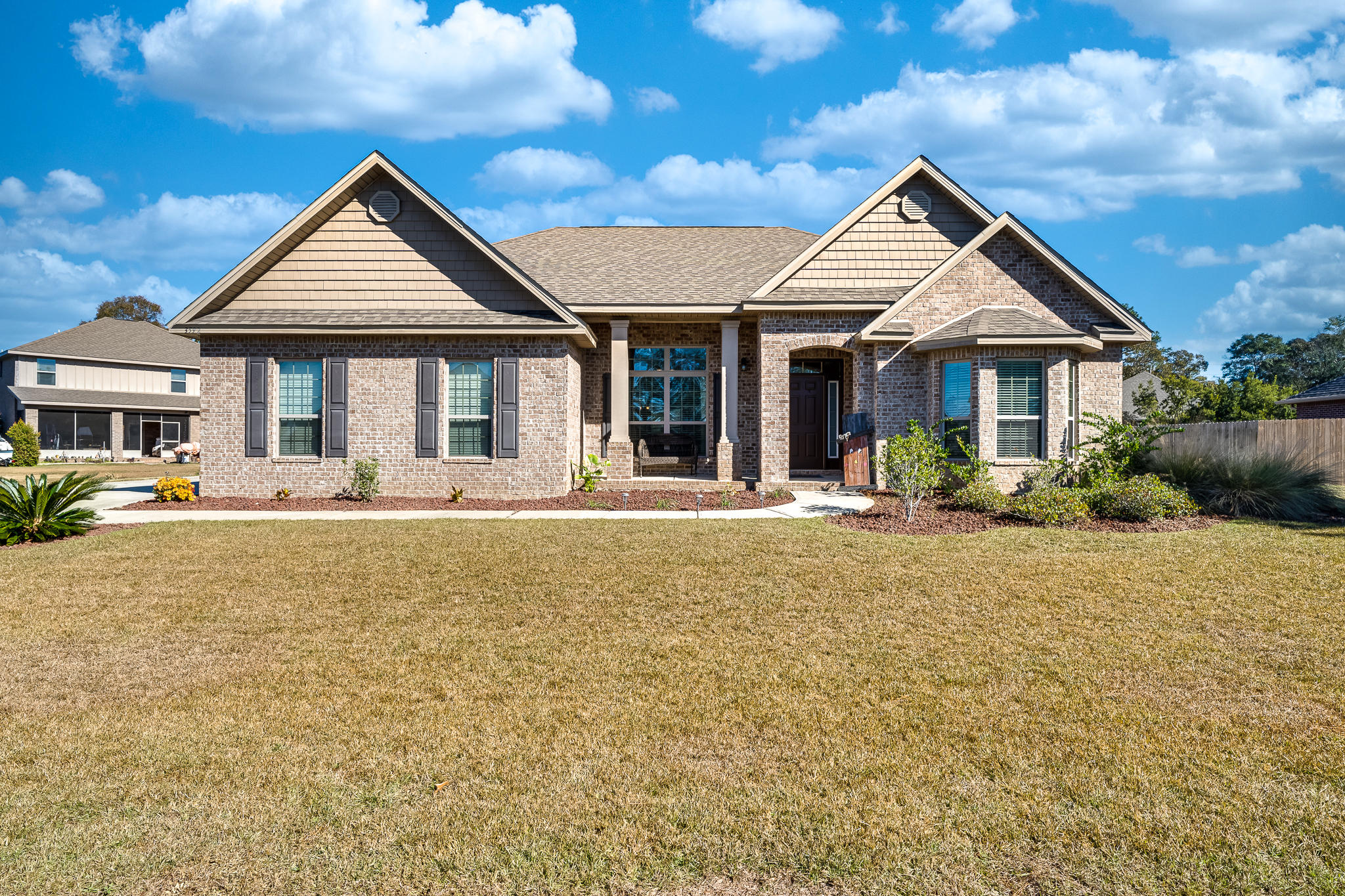 Photo of home for sale at 3592 Autumn Woods, Crestview FL