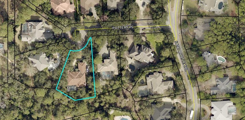 Photo of home for sale at 4504 Pottery, Destin FL