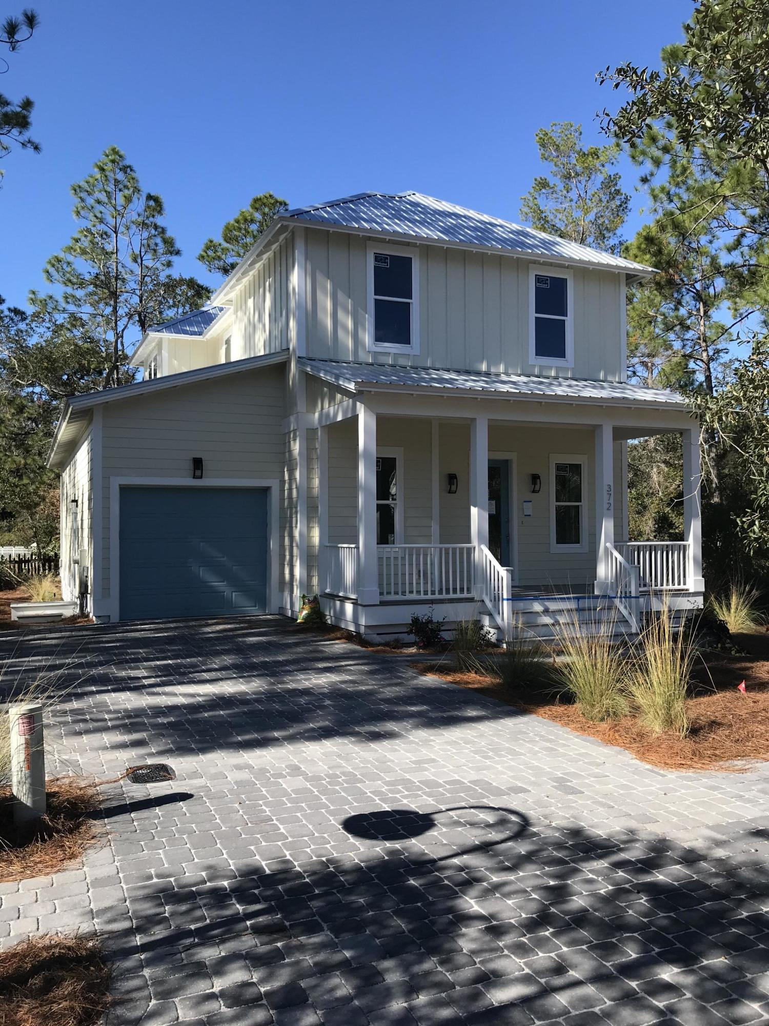 Photo of home for sale at 372 Marlberry, Santa Rosa Beach FL