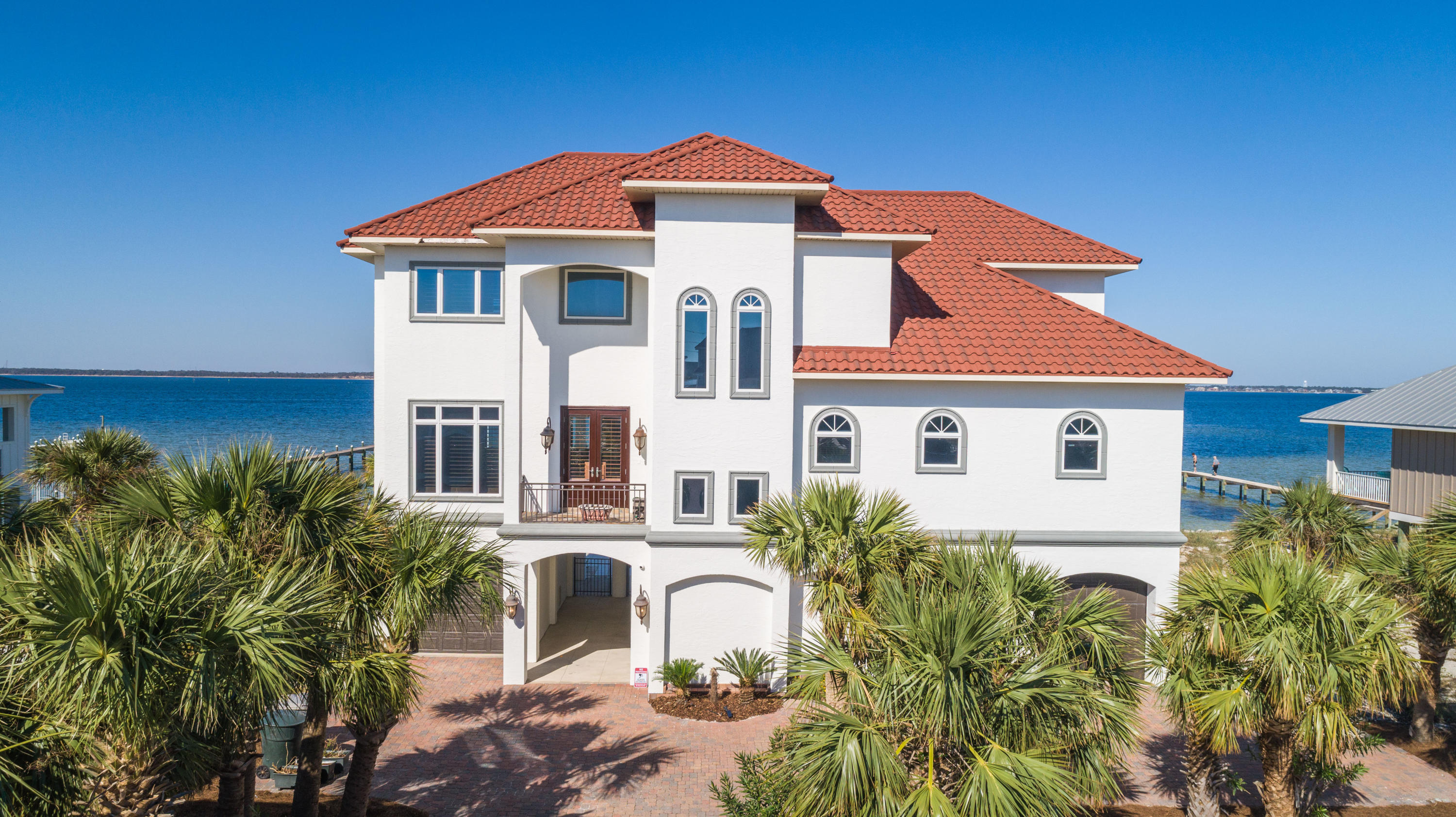 Photo of home for sale at 333 Panferio, Pensacola Beach FL
