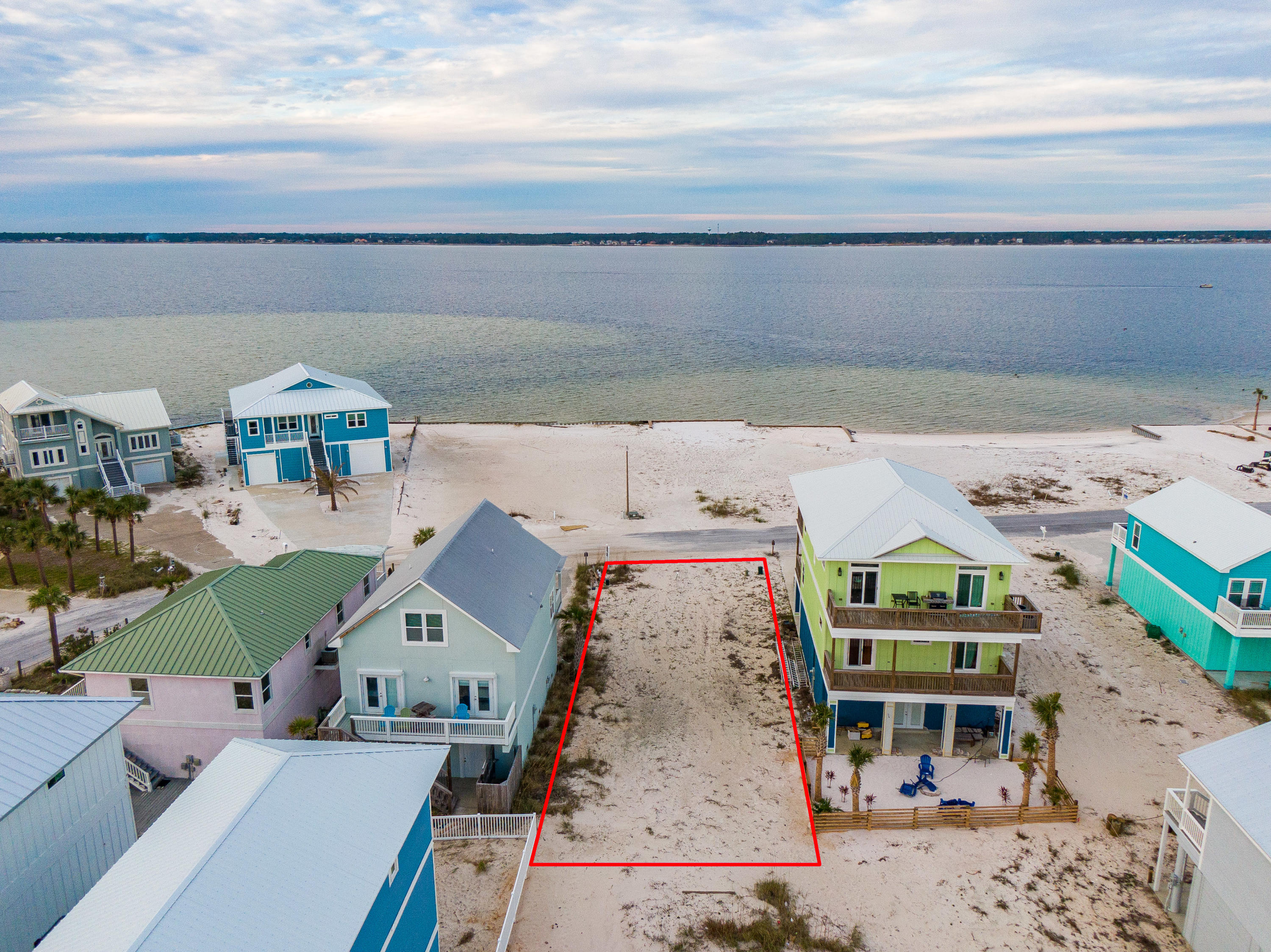 Photo of home for sale at Lot 19 Grand Navarre, Navarre FL