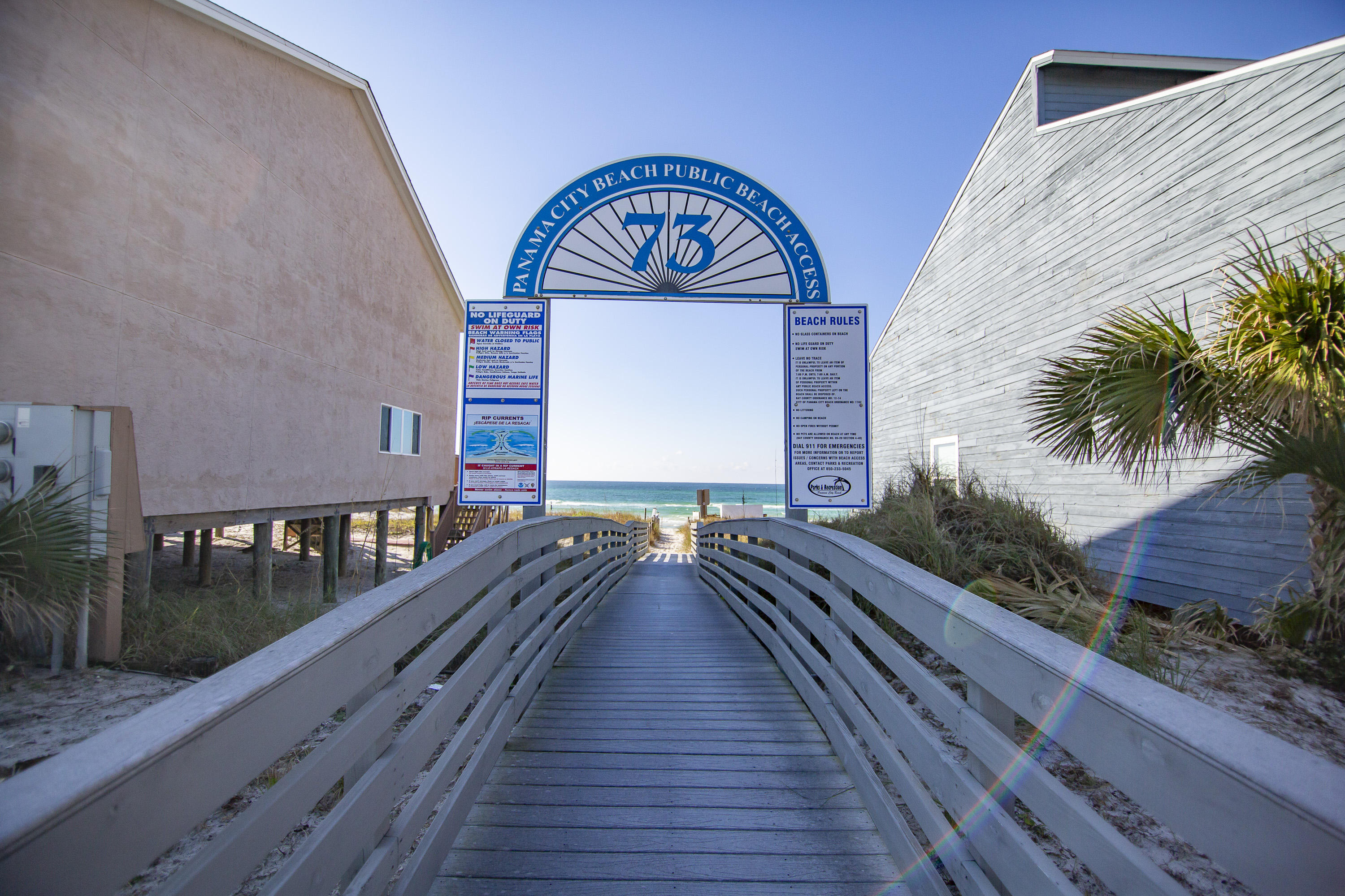 Photo of home for sale at 17690 Front Beach, Panama City Beach FL