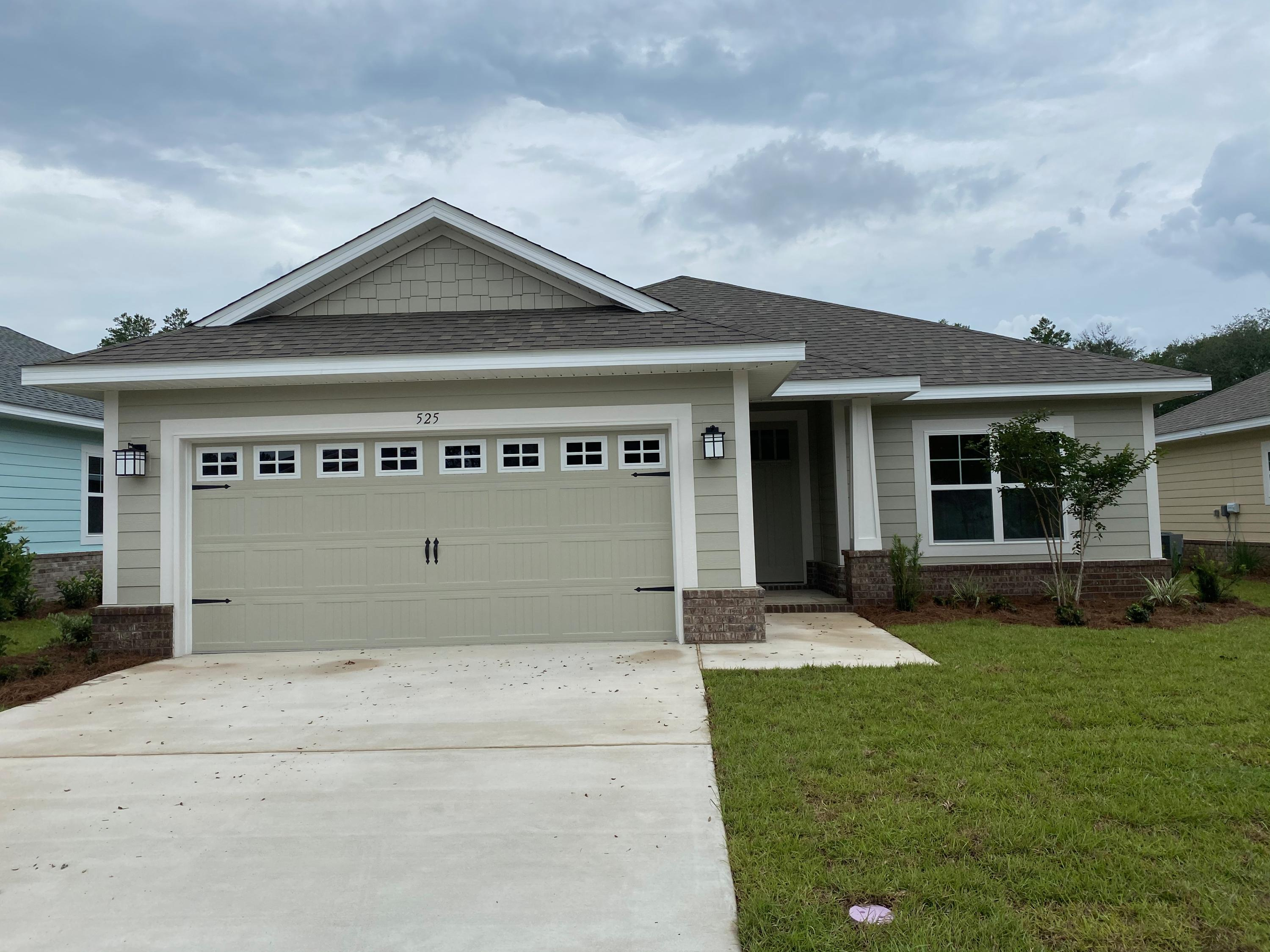 Photo of home for sale at Lot 256 Speckled Trout, Freeport FL