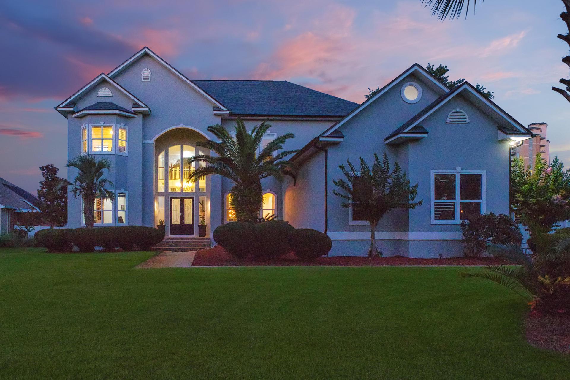 Photo of home for sale at 433 Bayshore, Panama City Beach FL