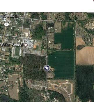Photo of home for sale at 28 + Acres Buck Ward, Baker FL