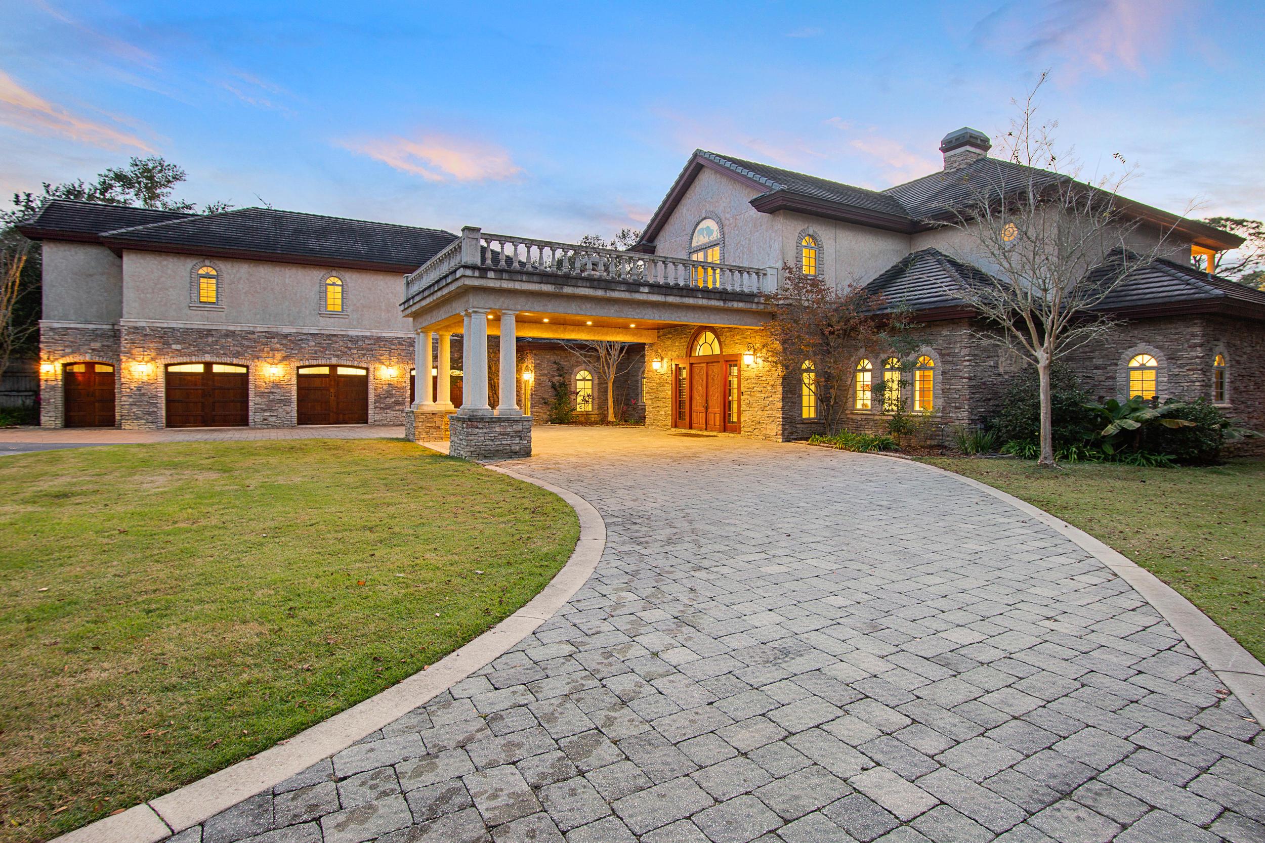 Photo of home for sale at 1161 Hewett, Santa Rosa Beach FL