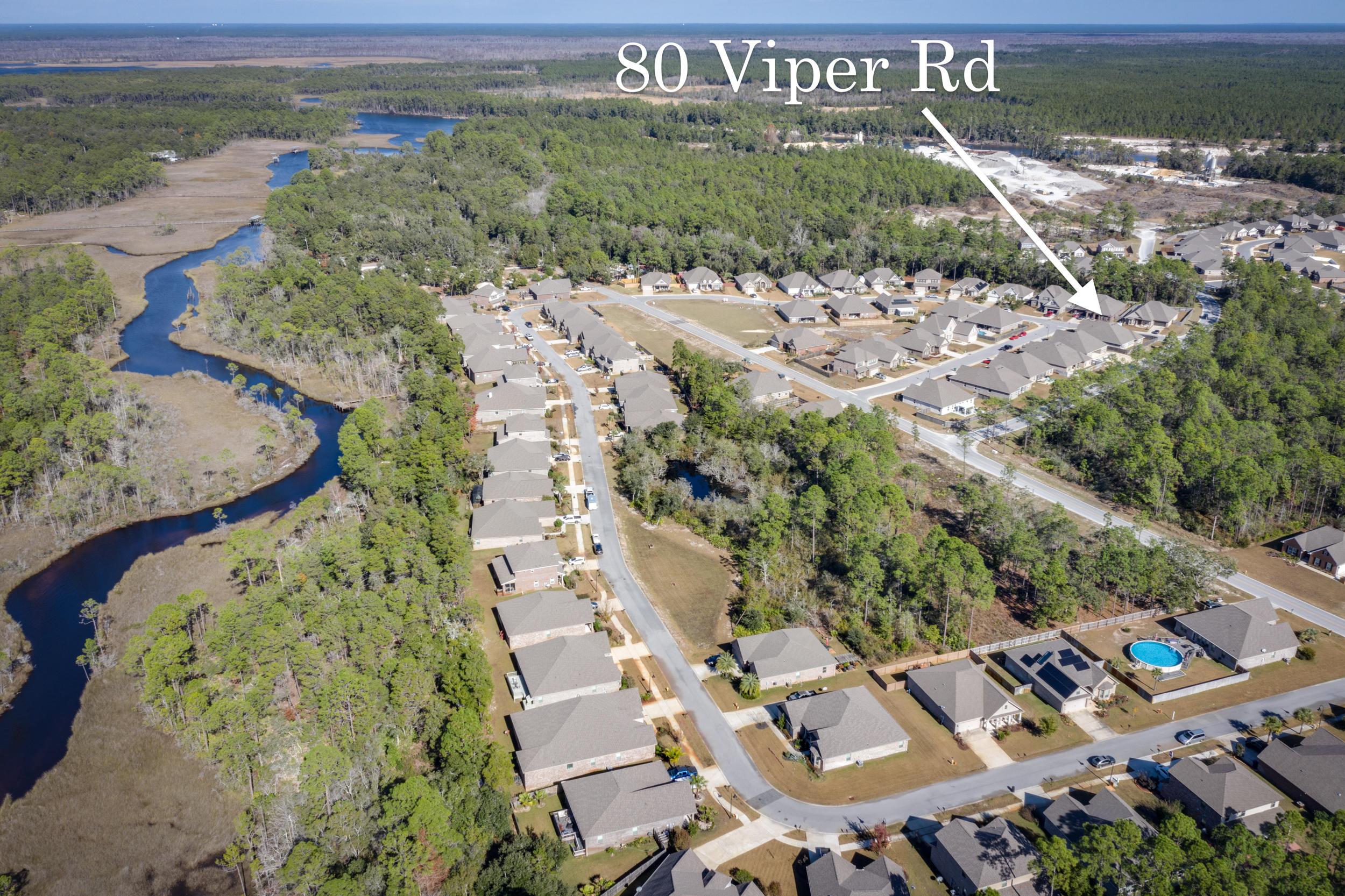 Photo of home for sale at 80 Viper, Santa Rosa Beach FL