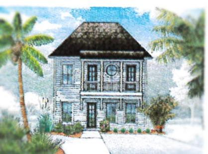 Photo of home for sale at Lot 115 Grande Pointe Circle, Inlet Beach FL