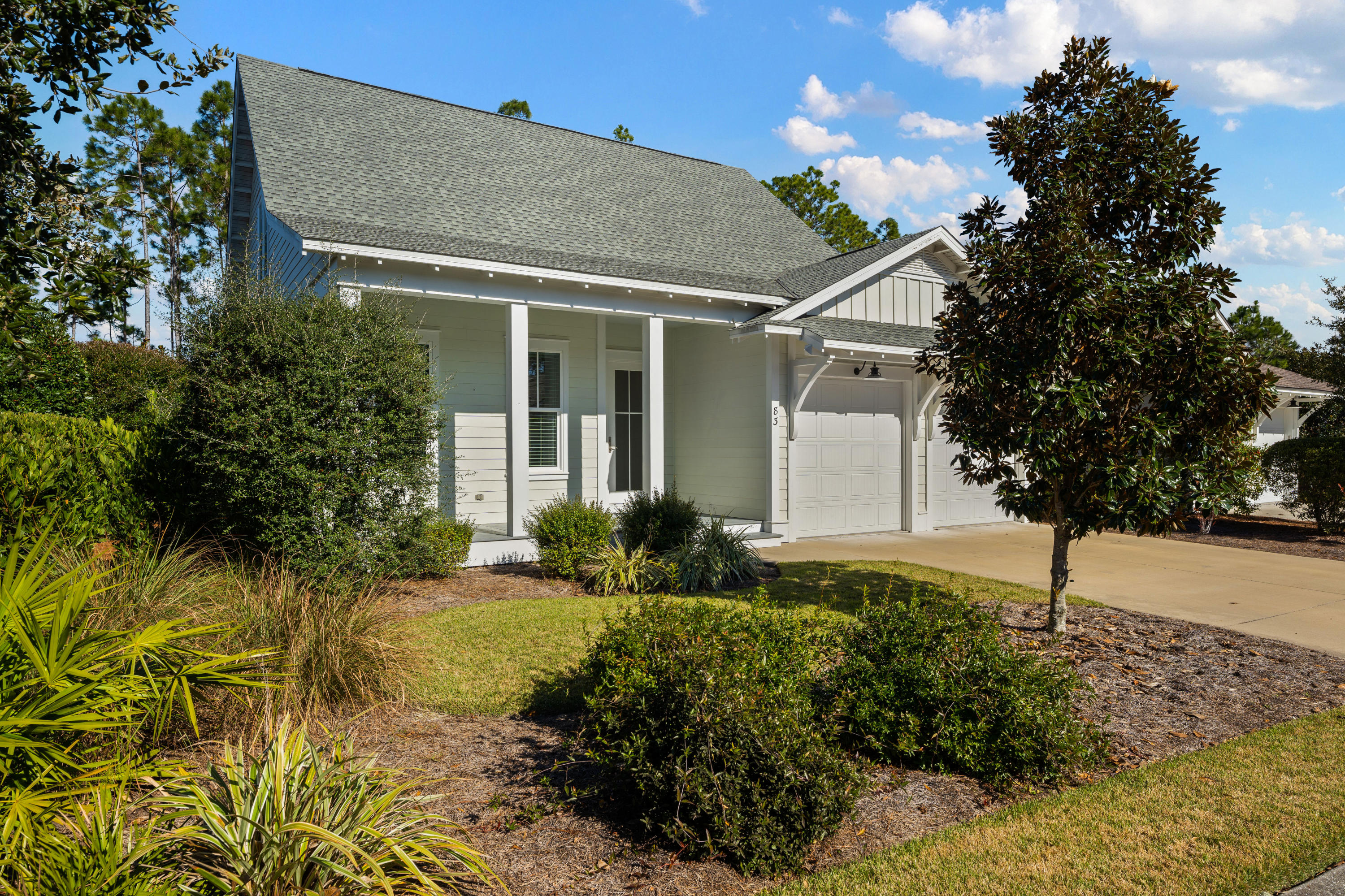 Photo of home for sale at 83 Somersault, Watersound FL