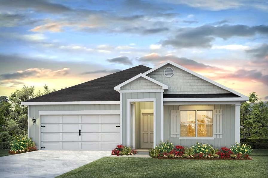 Photo of home for sale at 973 Indian Woman, Santa Rosa Beach FL