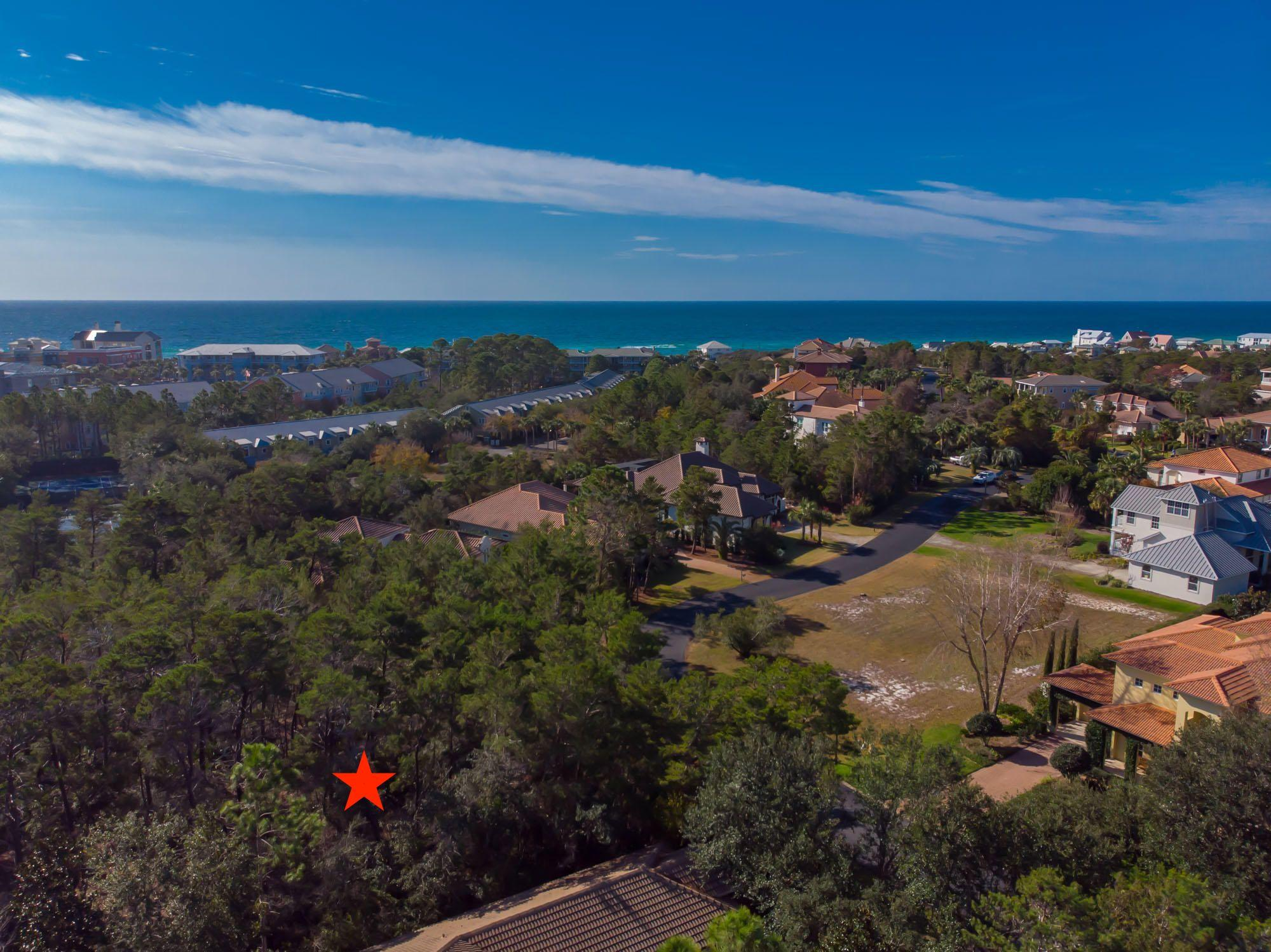 Photo of home for sale at lot 20 Sea Winds, Santa Rosa Beach FL