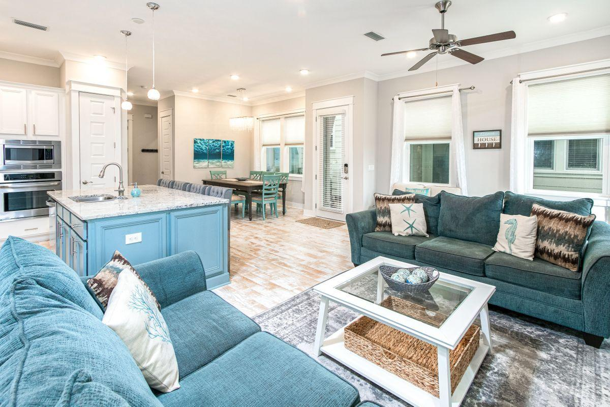 Photo of home for sale at 54 Pine Lands, Inlet Beach FL