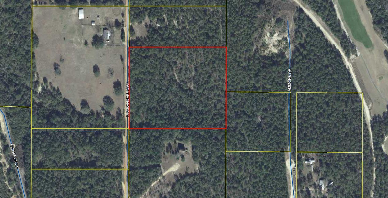Photo of home for sale at 8.5 acres Rio Ranchero Road, Defuniak Springs FL