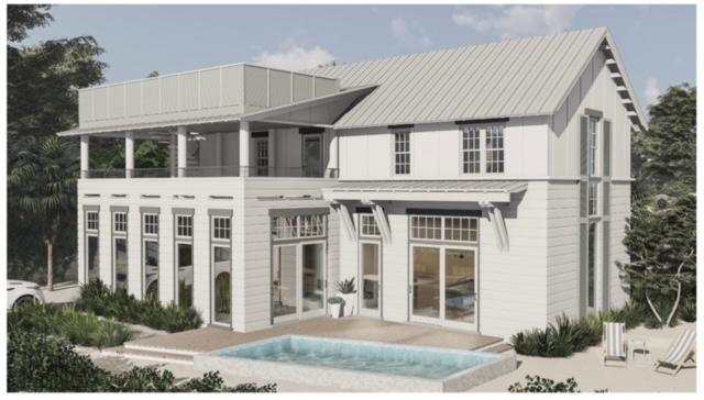 Photo of home for sale at 21 Magnolia, Santa Rosa Beach FL