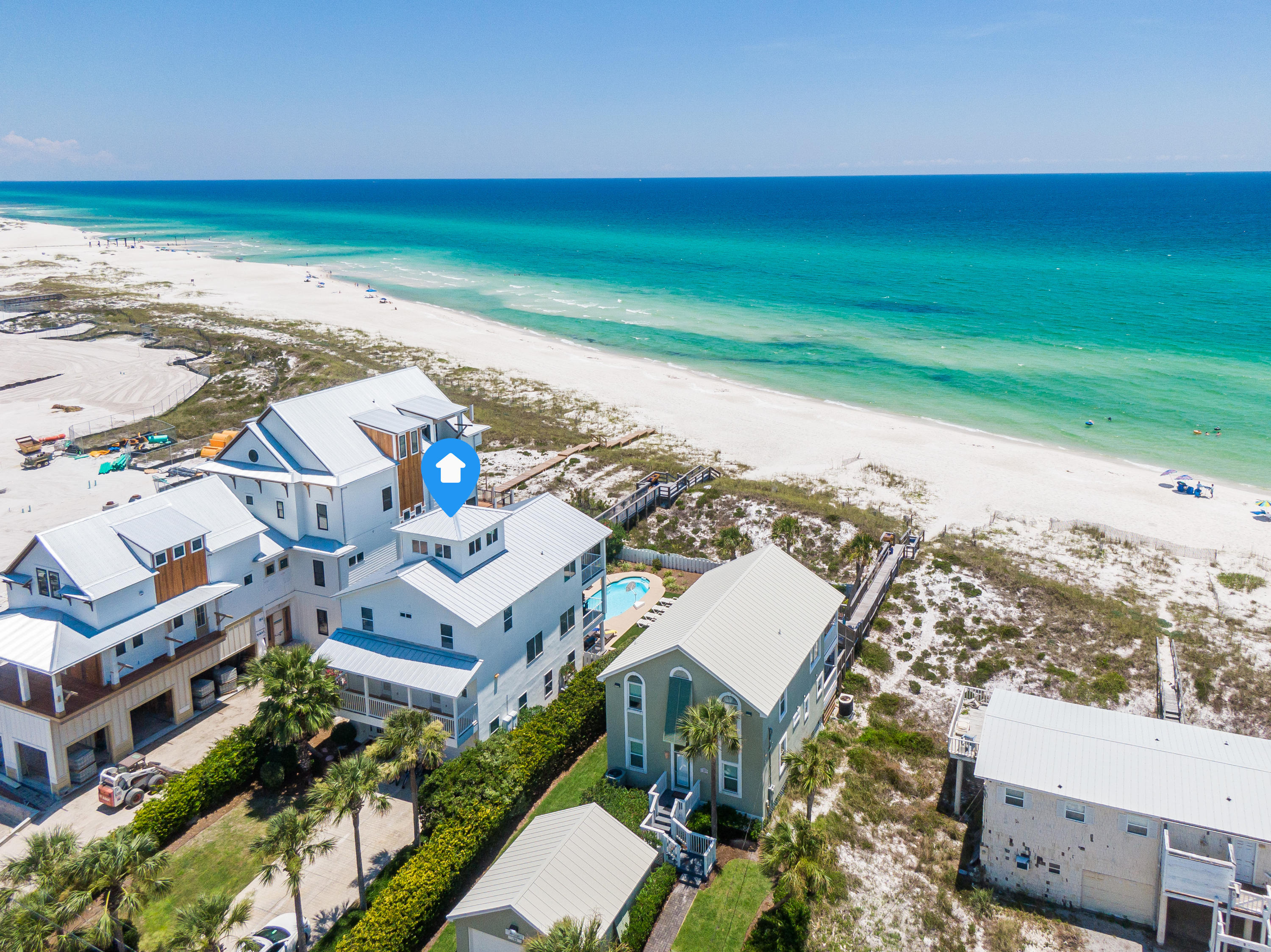 Photo of home for sale at 108 Walton Magnolia, Inlet Beach FL